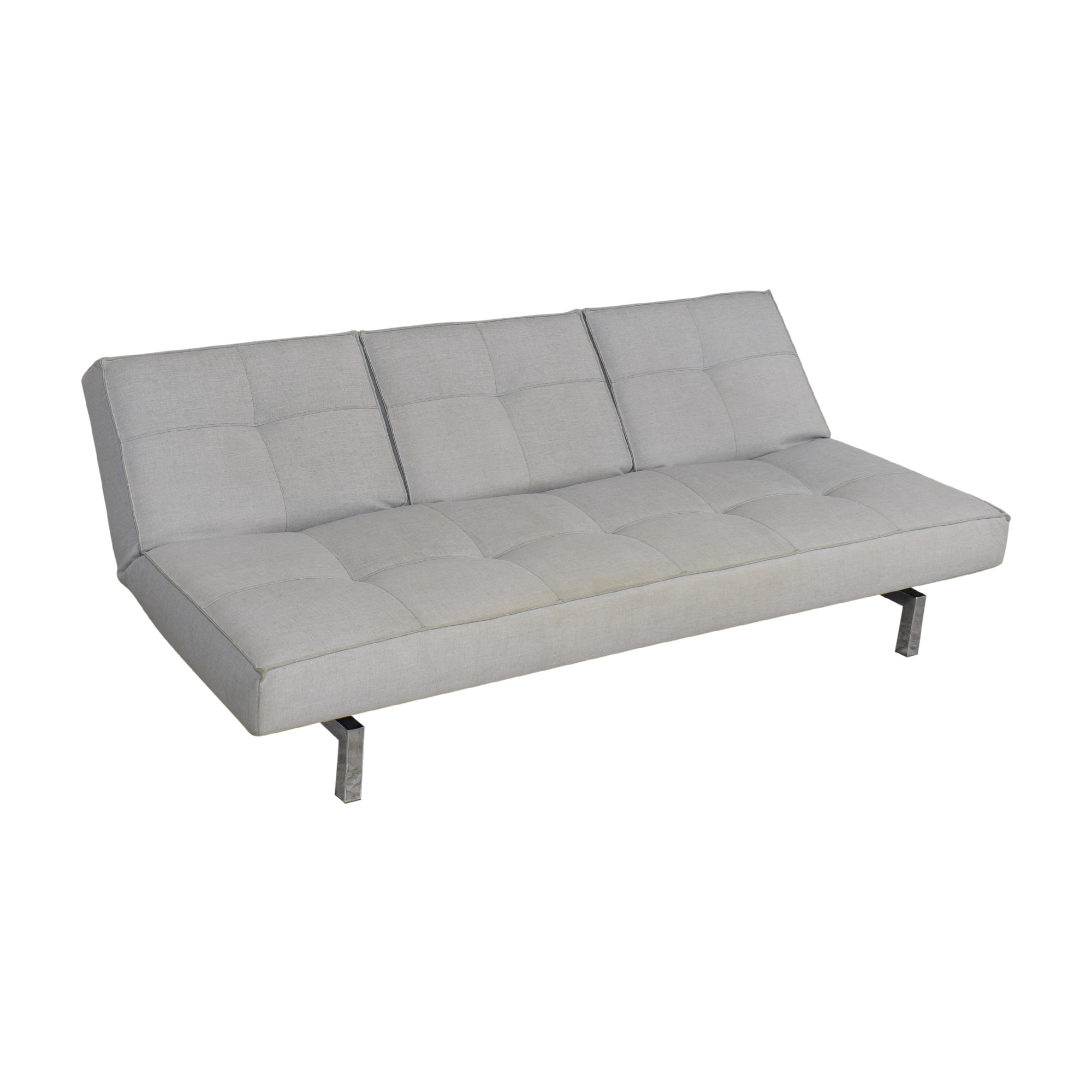 shop Innovation Living Innovation Living Convertible Tufted Sleeper Sofa online