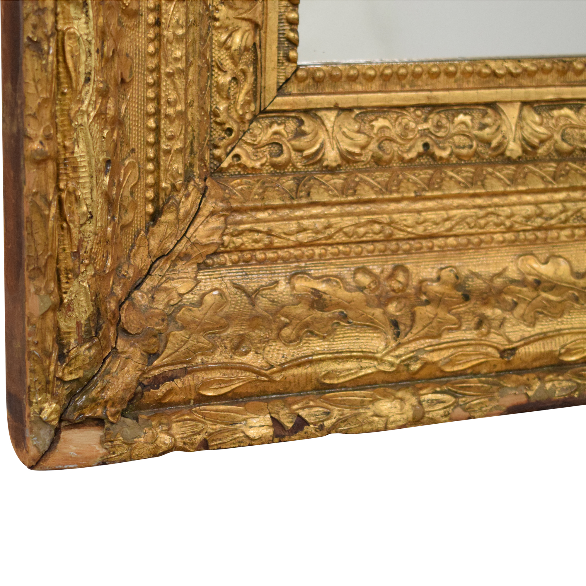 Antique Framed Decorative Wall Mirror sale