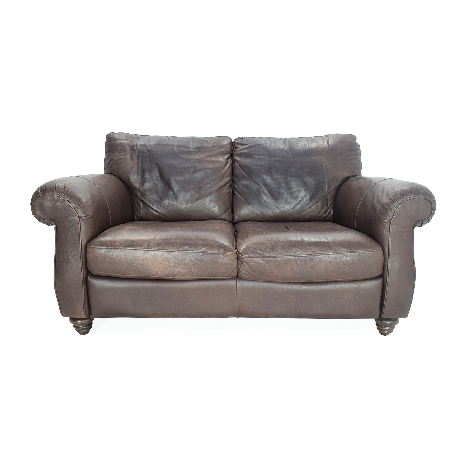 Surprising Natuzzi Leather Loveseat Gmtry Best Dining Table And Chair Ideas Images Gmtryco