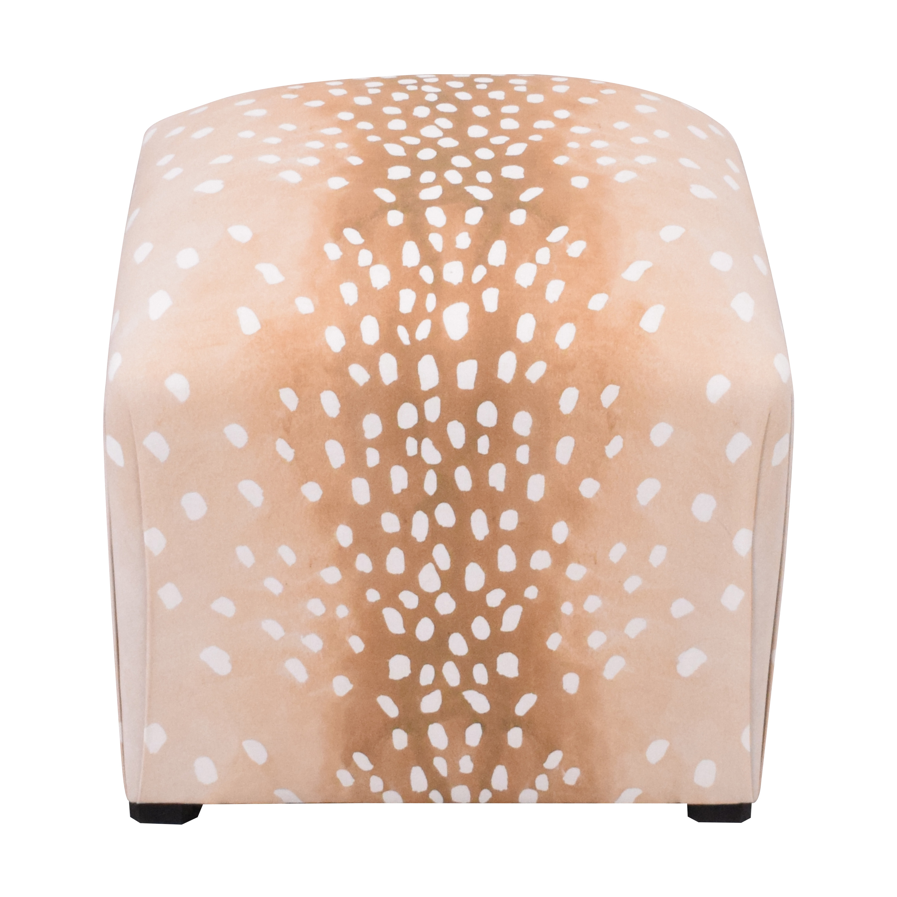 The Inside The Inside Deco Ottoman in Fawn coupon
