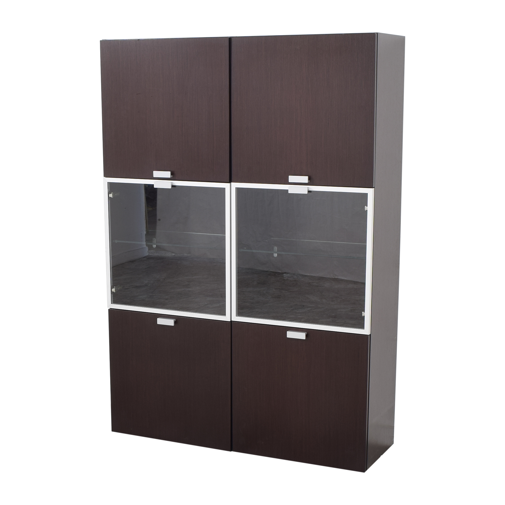 Jensen-Lewis Jensen-Lewis Upright Double Cabinet price