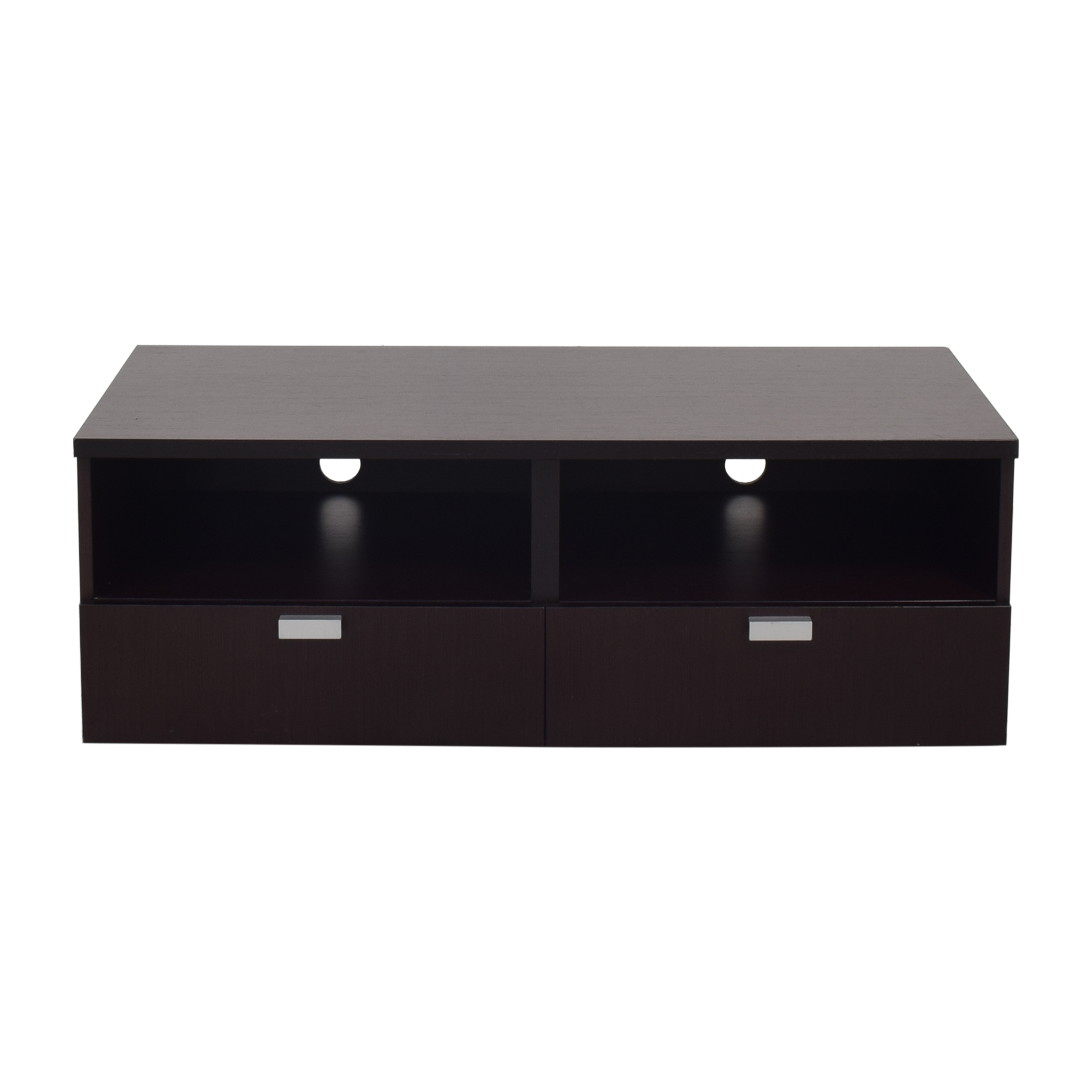 Jensen-Lewis Jensen-Lewis Media Console dark brown