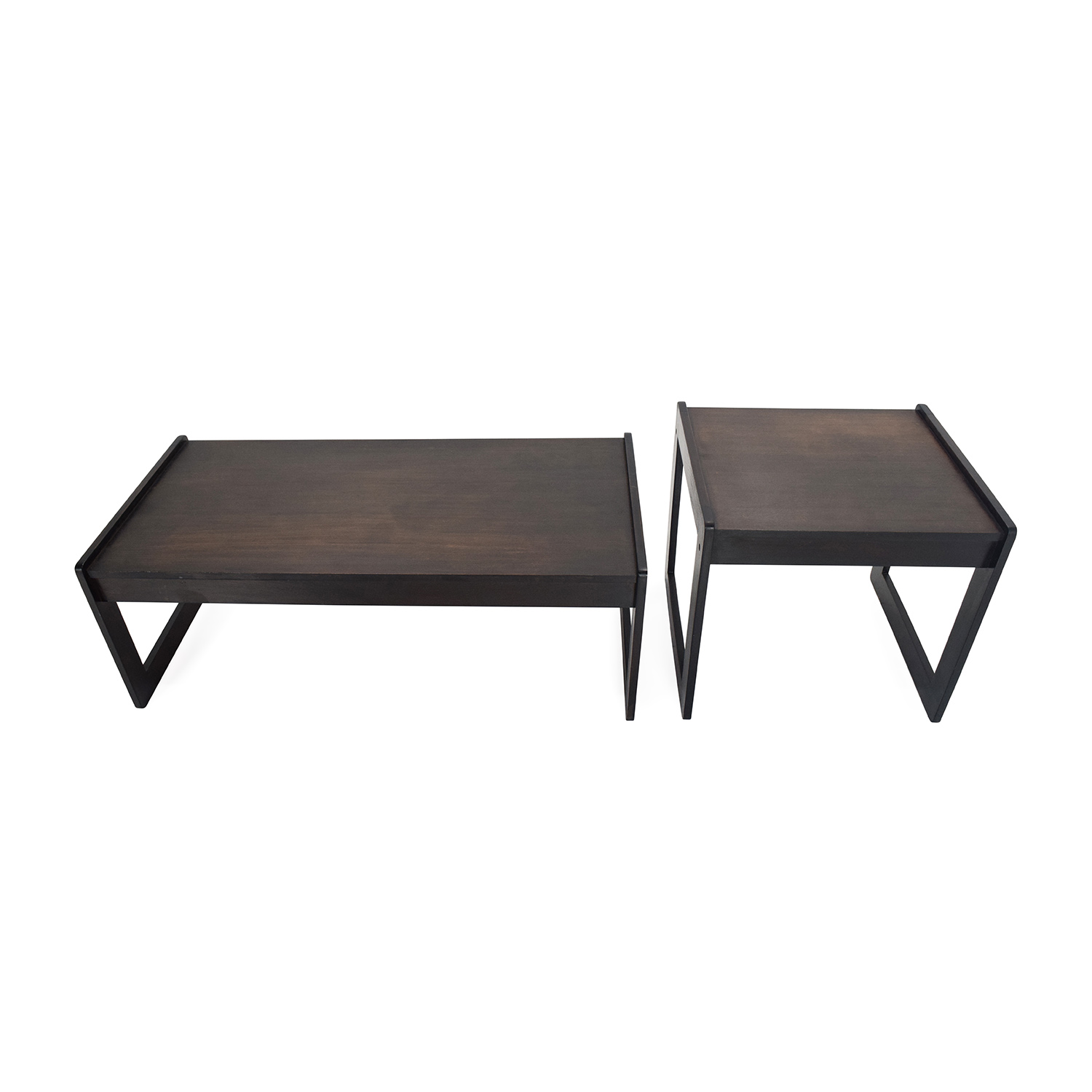 Coffee and Side Table Set discount