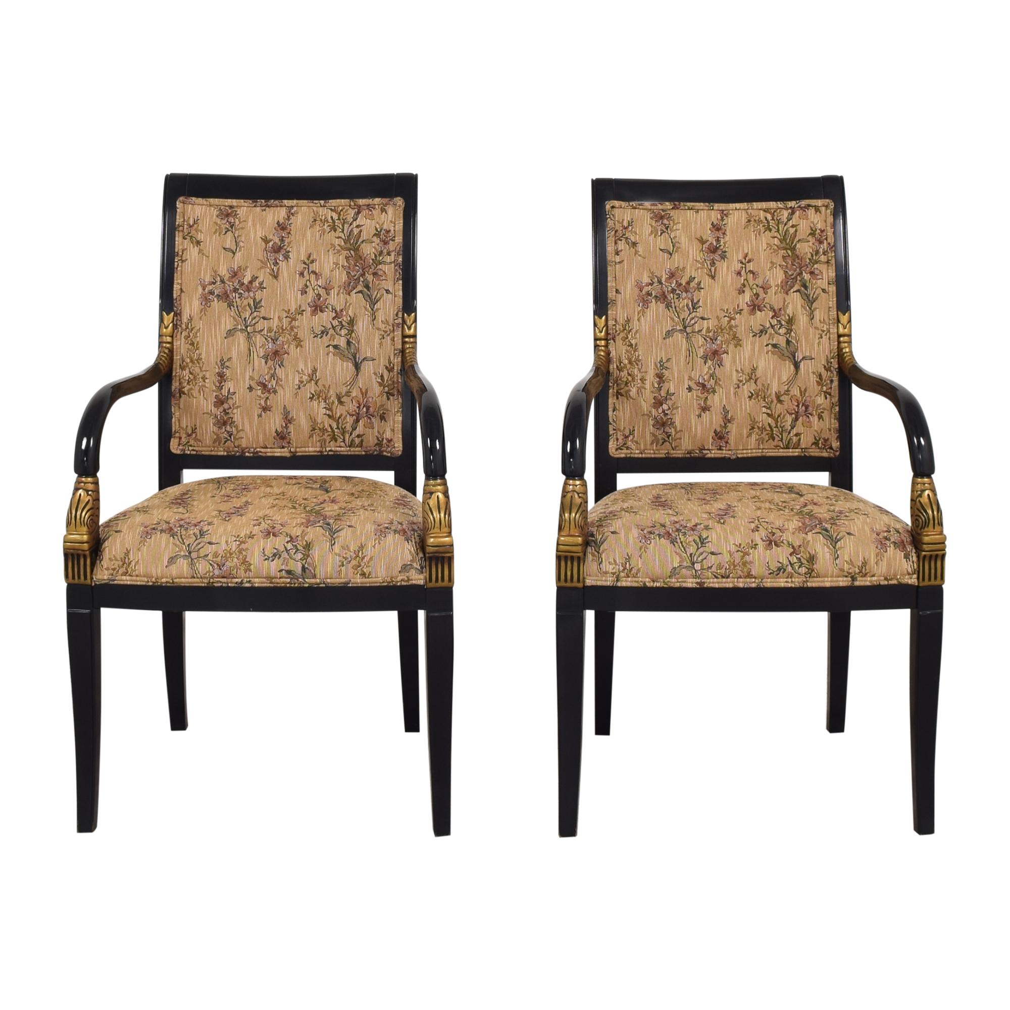 shop Upholstered Dining Armchairs  Dining Chairs