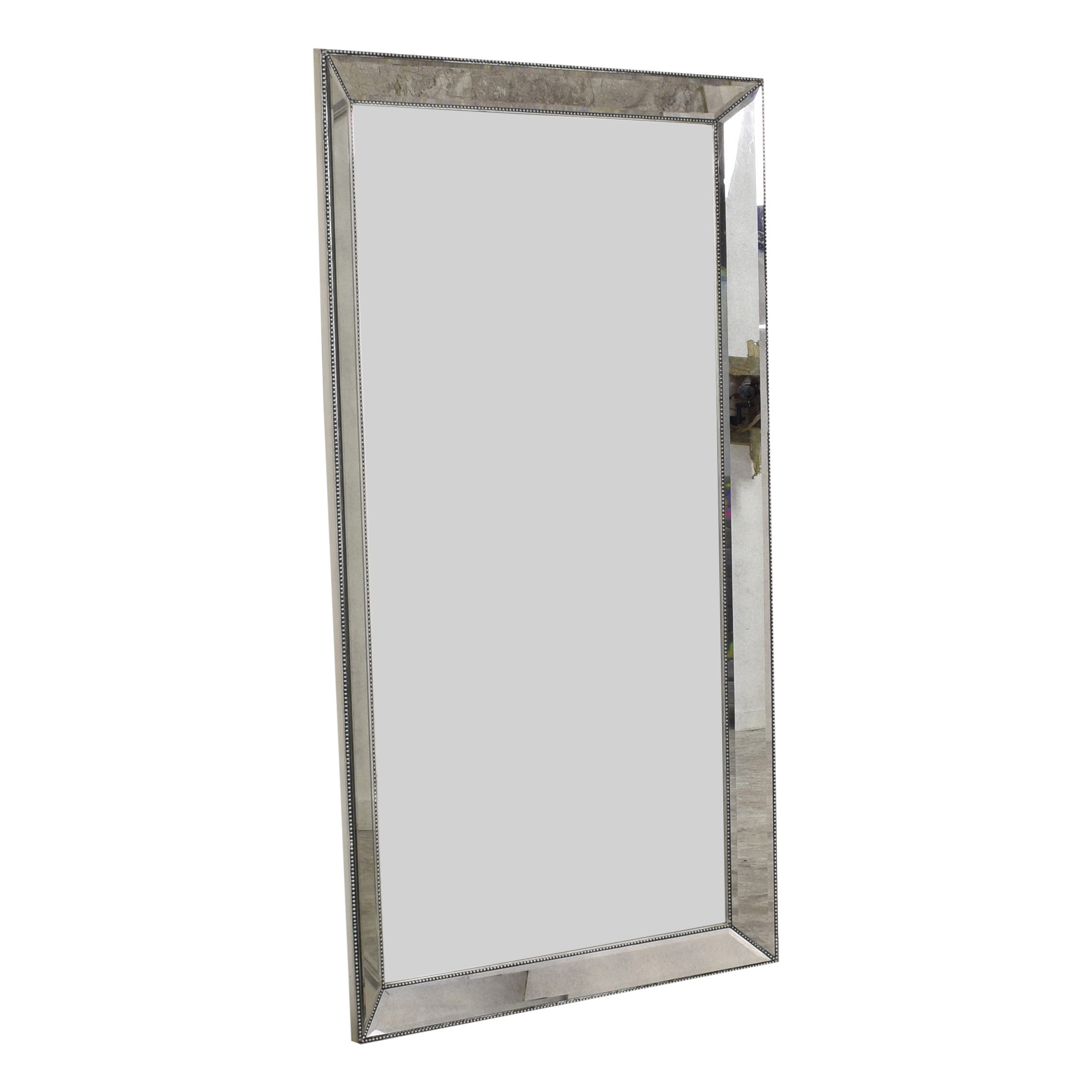 Macy's Marais Mirrored Floor Mirror / Decor