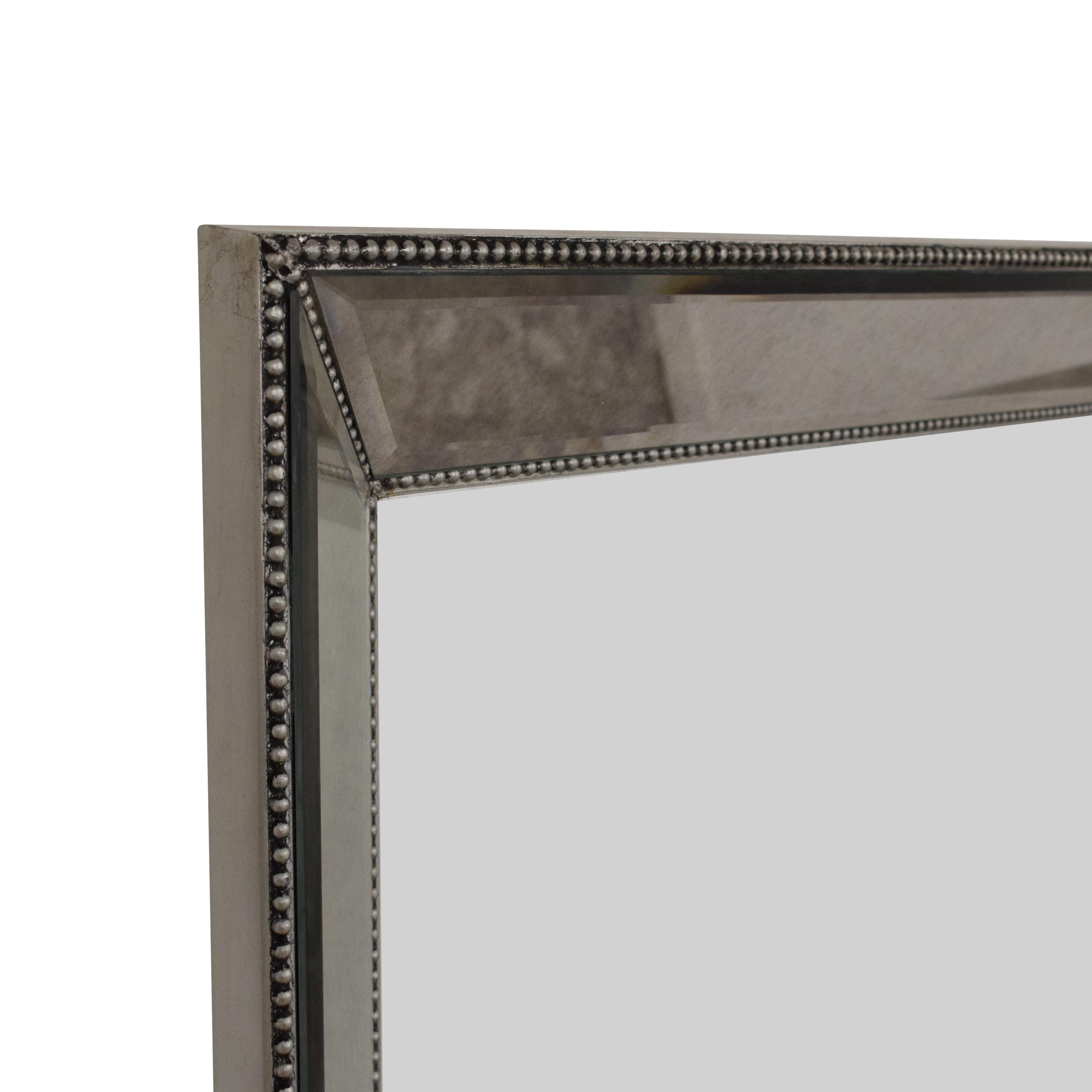 Macy's Macy's Marais Mirrored Floor Mirror used