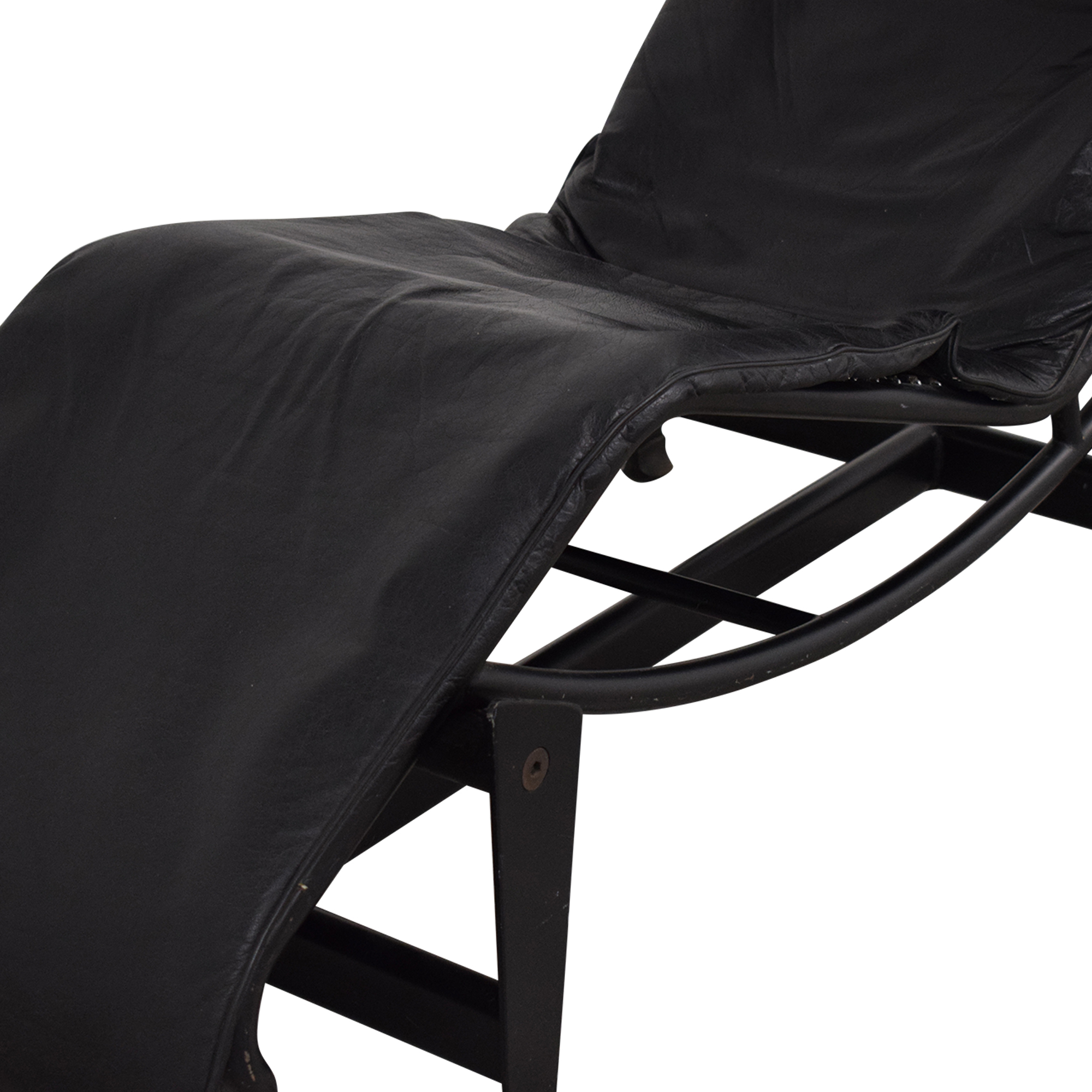 Le Corbusier Style Chaise Lounge Chair discount