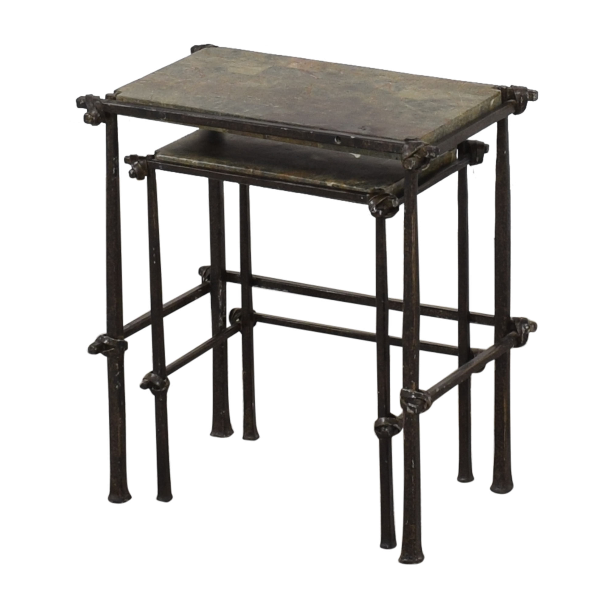 Bloomingdale's Stacking Tables Tables