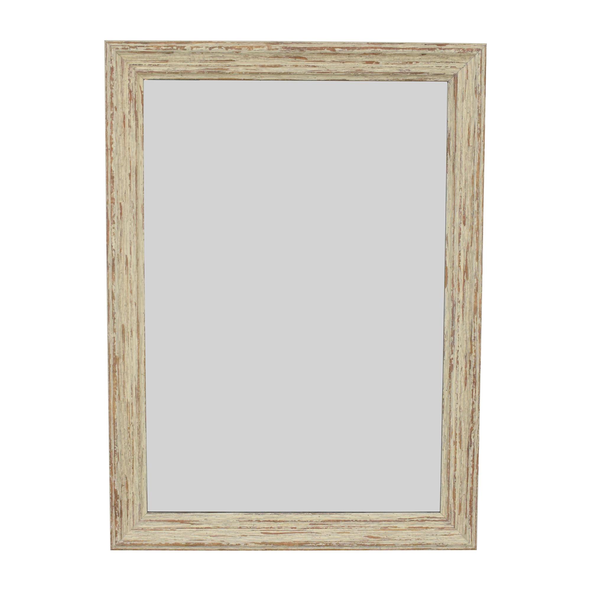 shop Shabby Chic Style Wall Mirror  Decor