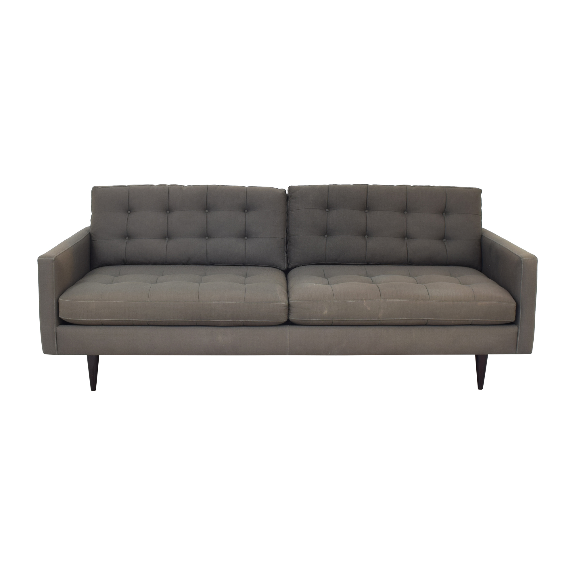 shop Crate & Barrel Crate & Barrel Petrie Midcentury Sofa online