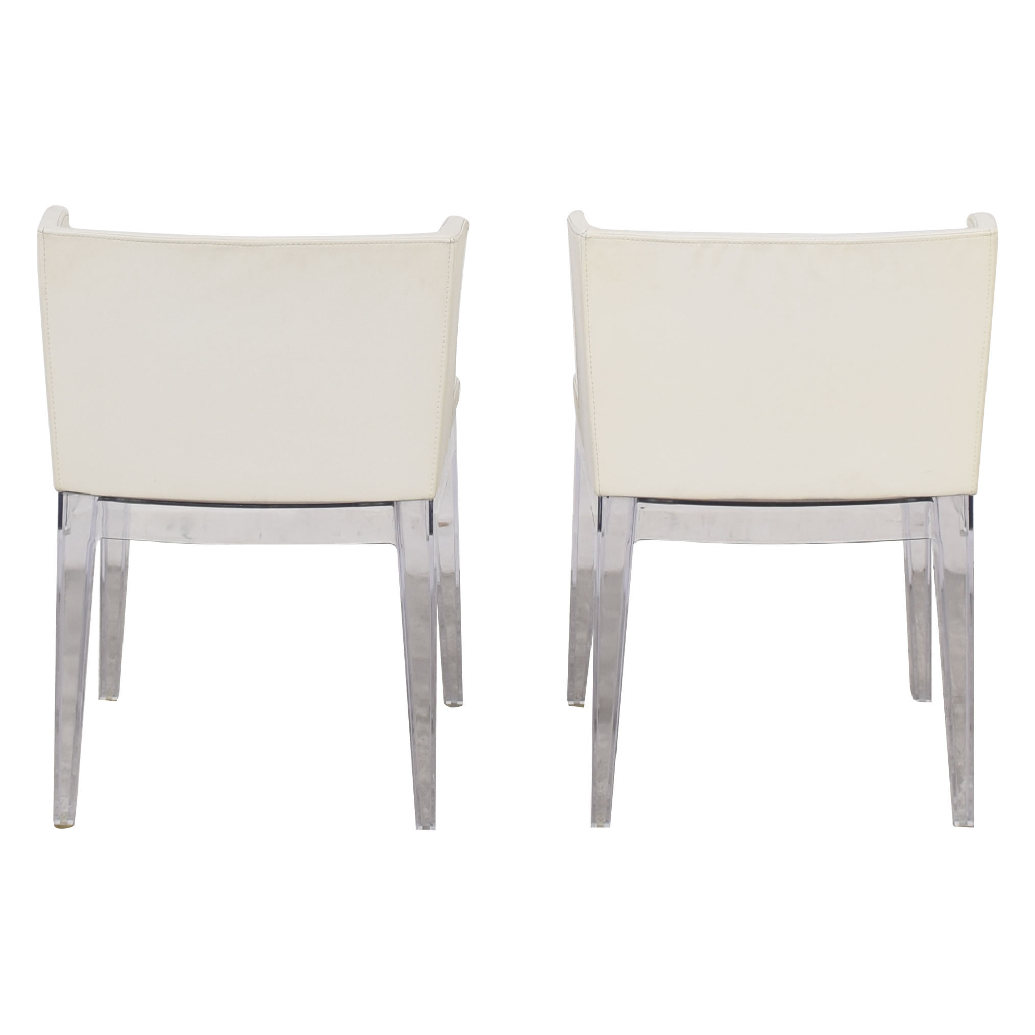 Mademoiselle-Style Chairs / Accent Chairs