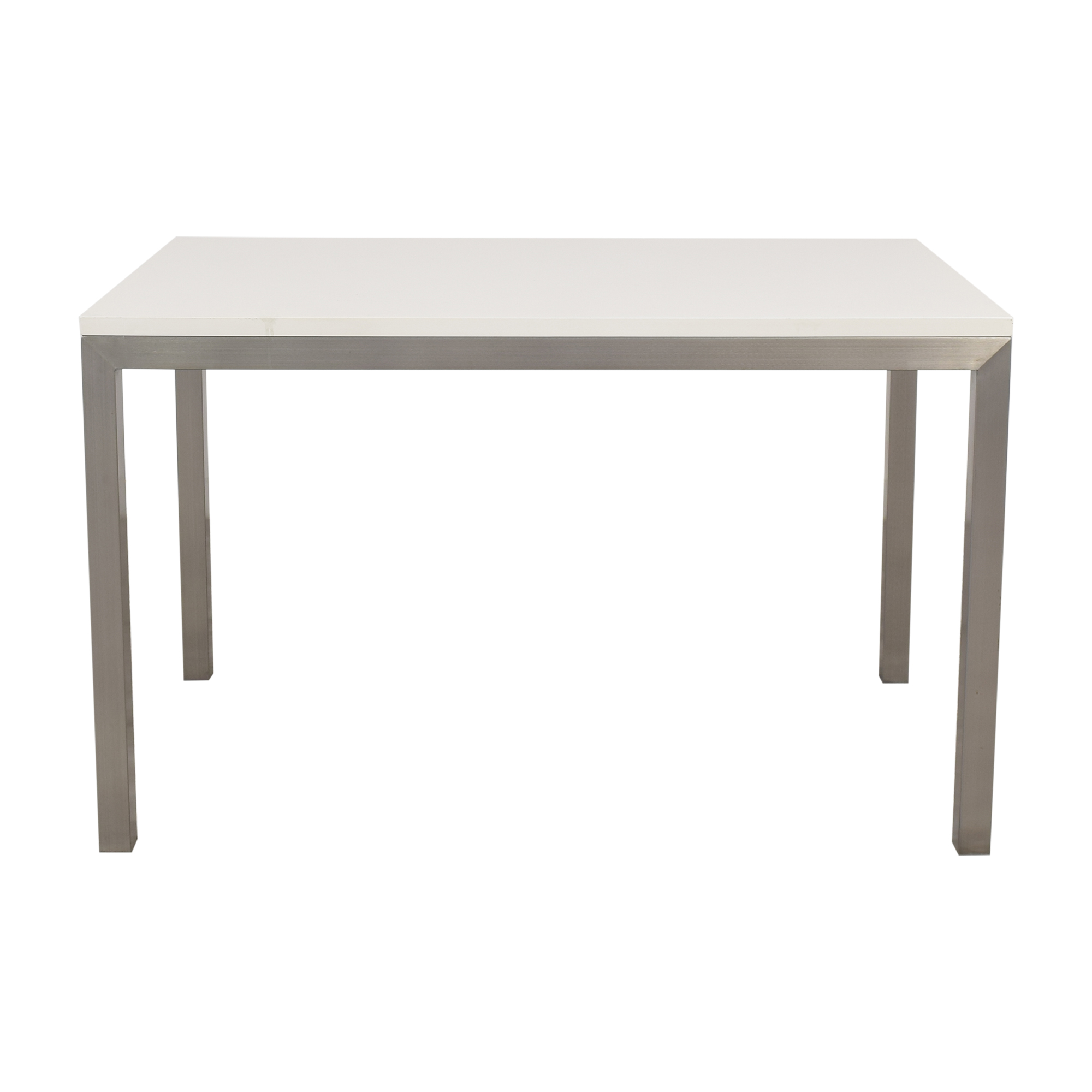 Crate & Barrel Crate & Barrel Parsons Table price