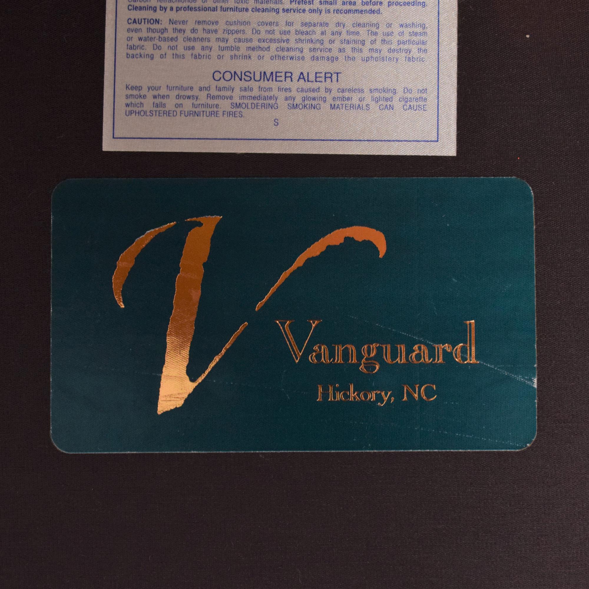 buy Vanguard Single Cushion Sofa Vanguard Furniture
