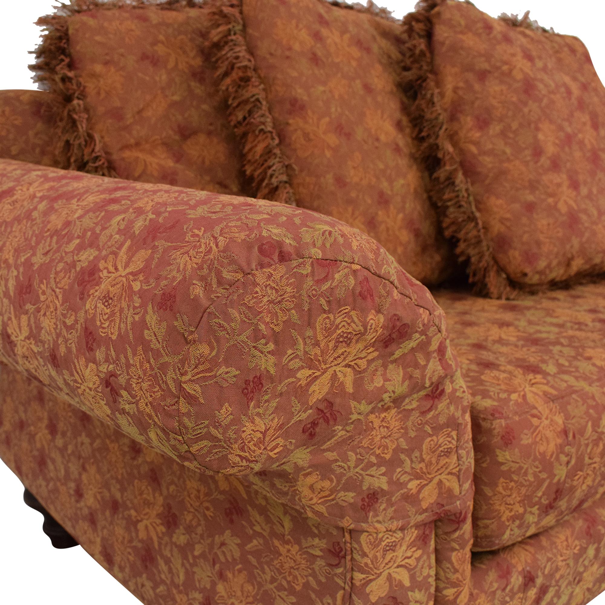 Vanguard Furniture Vanguard Single Cushion Sofa ma