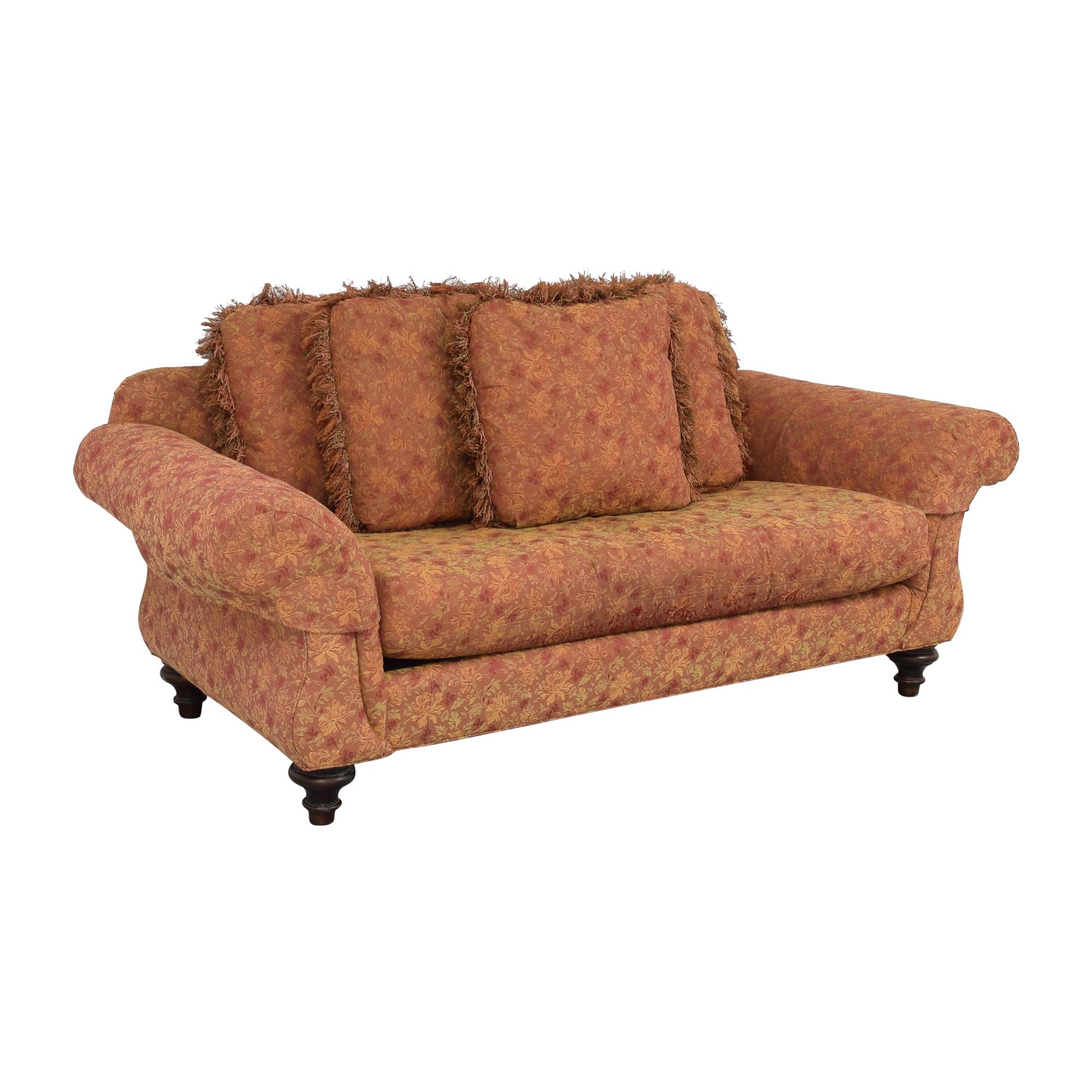 shop Vanguard Single Cushion Sofa Vanguard Furniture Classic Sofas
