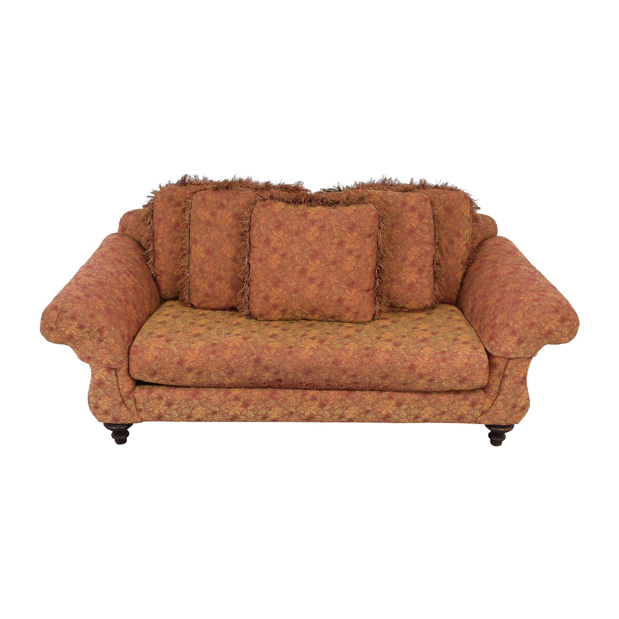 Vanguard Furniture Vanguard Single Cushion Sofa pa