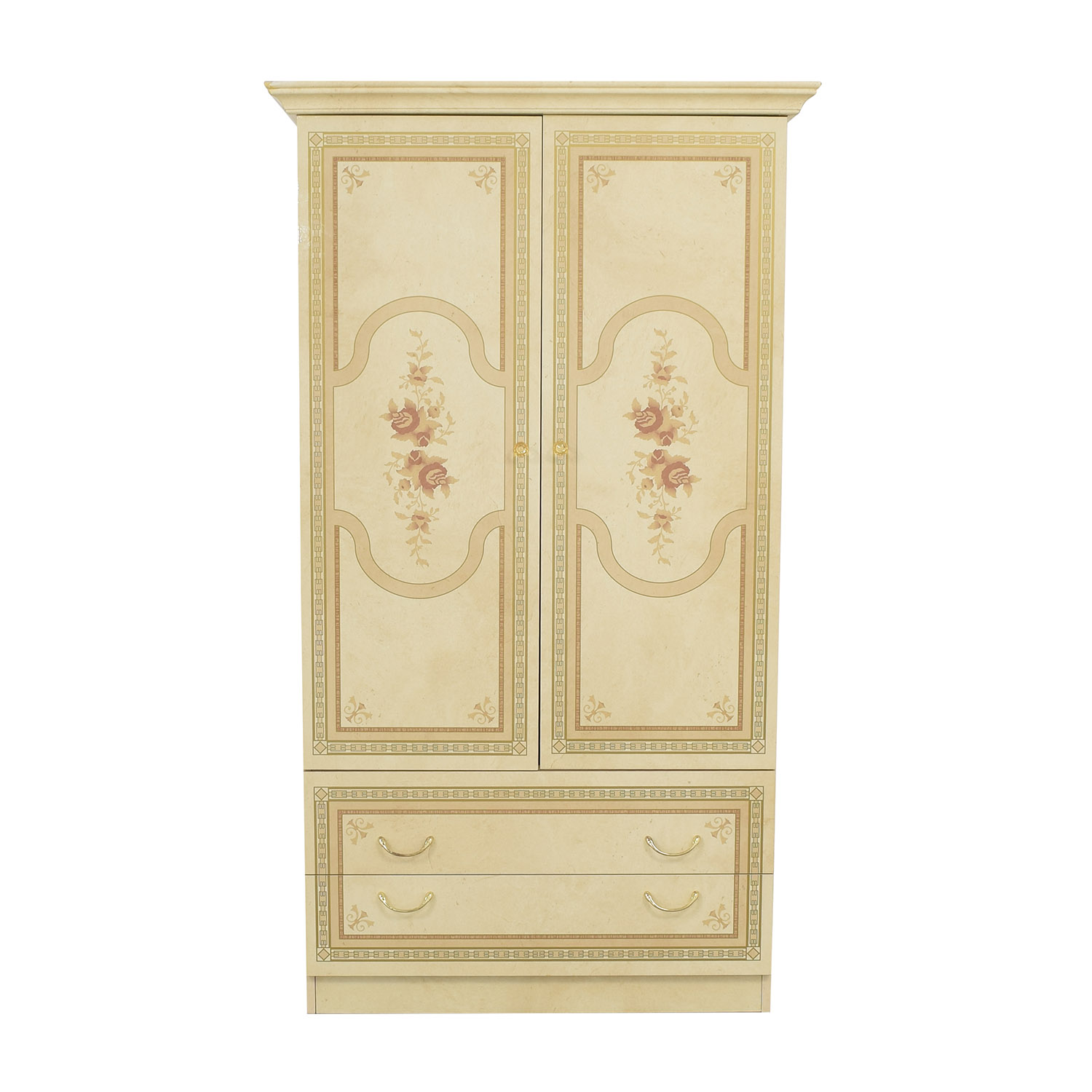 Roma Furniture Roma Furniture Armoire discount