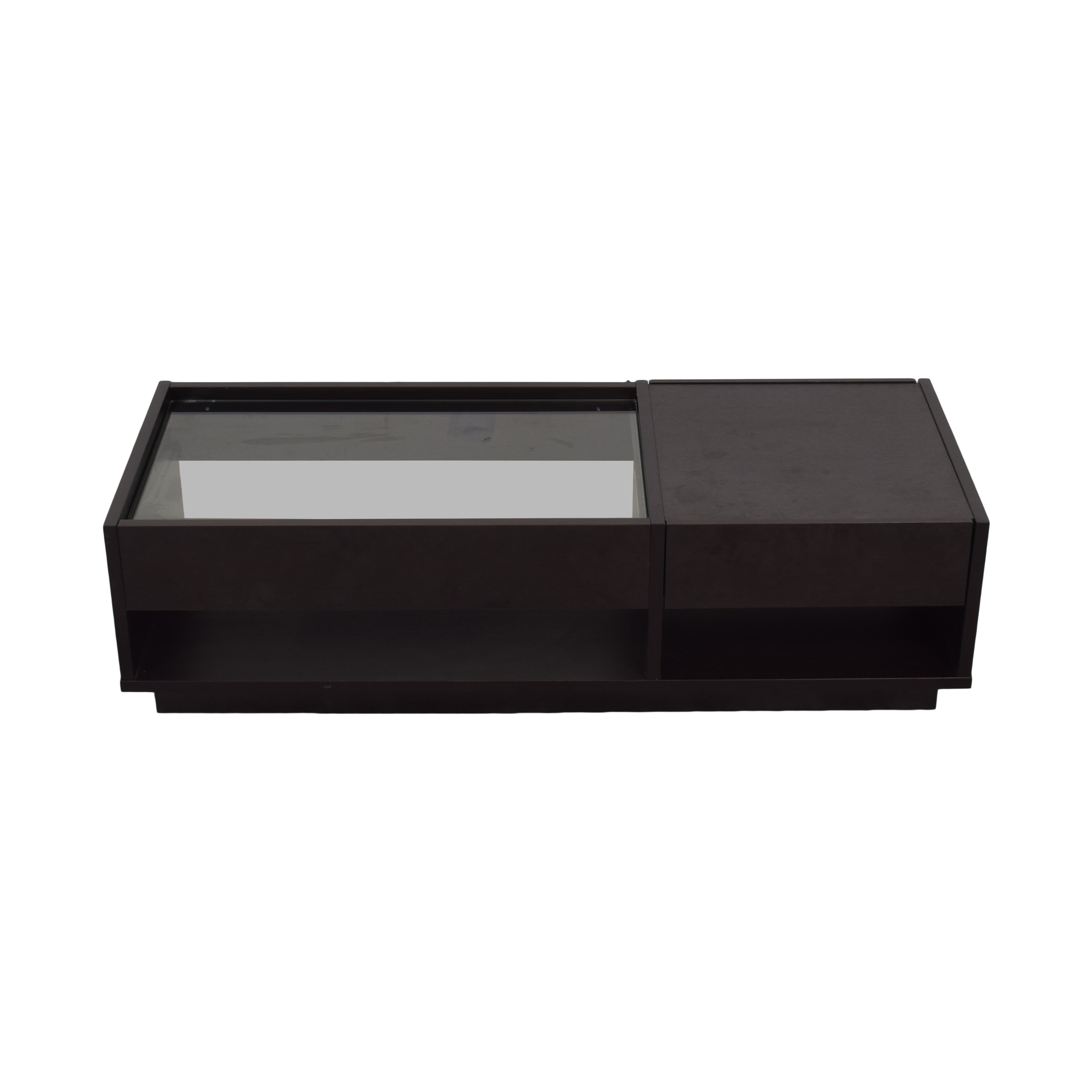 buy ioHOMES Karl Modern Coffee Table with Storage ioHOMES Tables