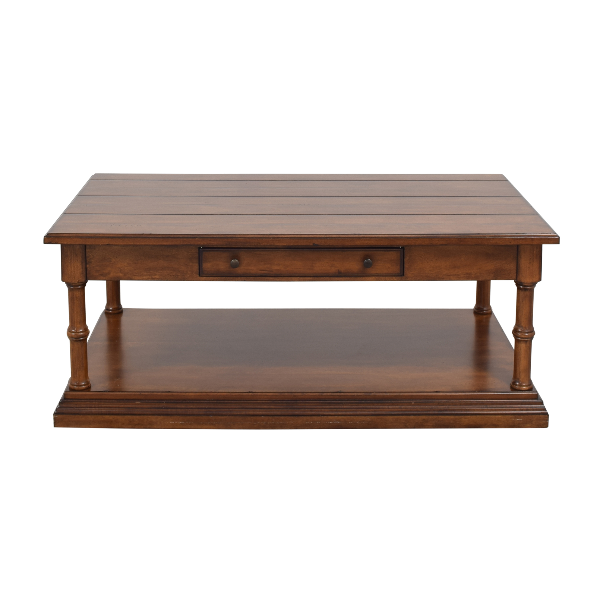 shop Thomasville Two Tier Coffee Table Thomasville Coffee Tables