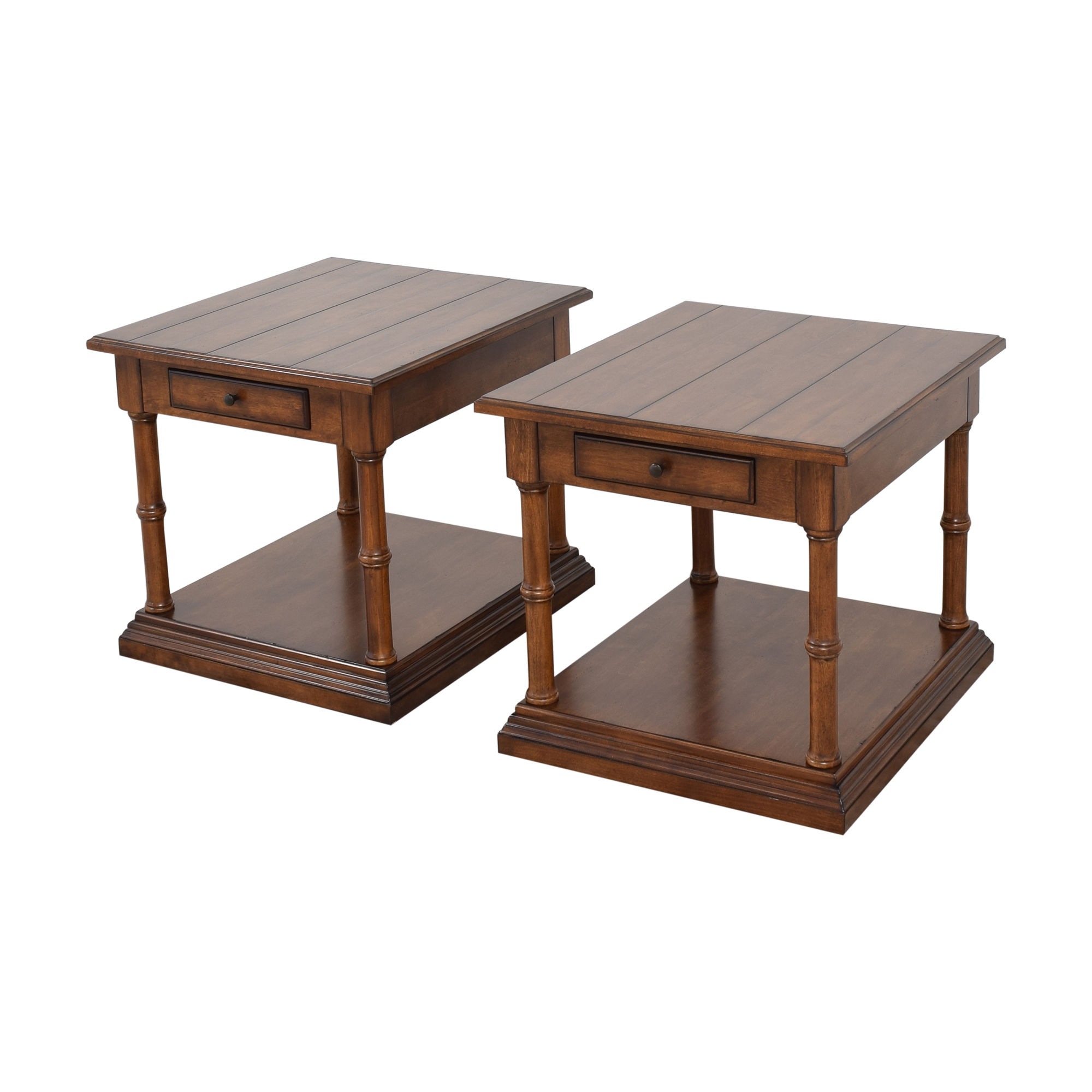 Thomasville Thomasville Two Tier End Tables ct