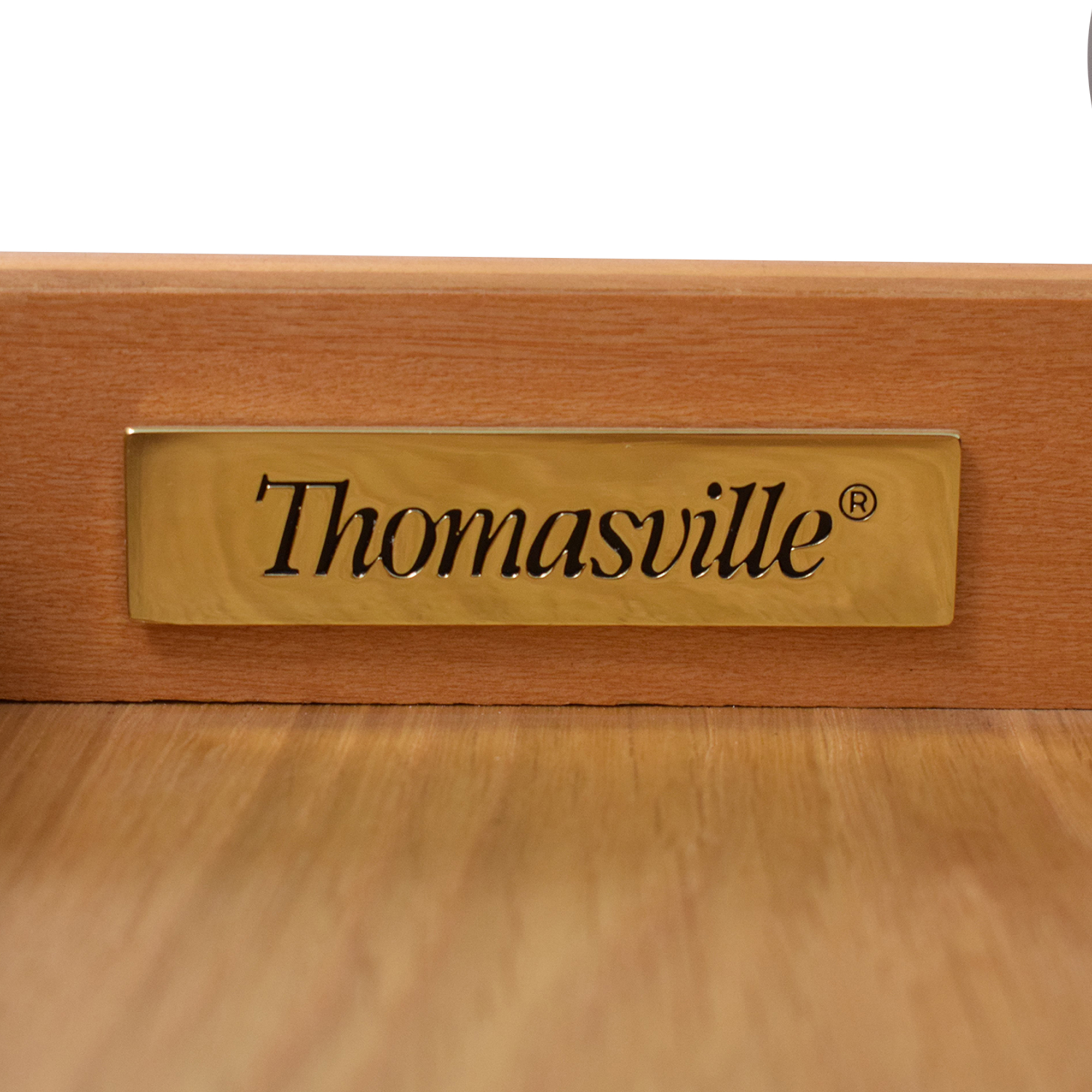 Thomasville Two Tier End Tables sale