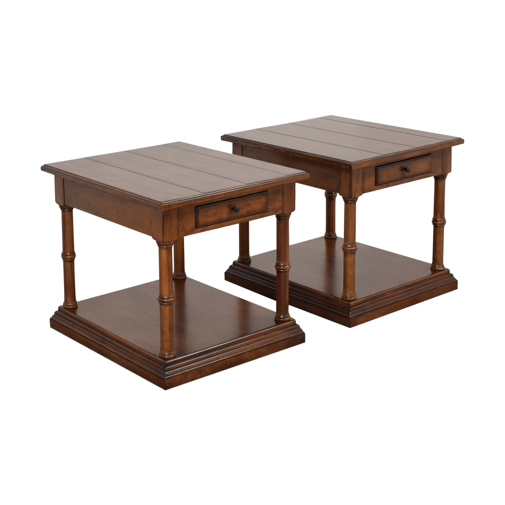 Thomasville Thomasville Two Tier End Tables price