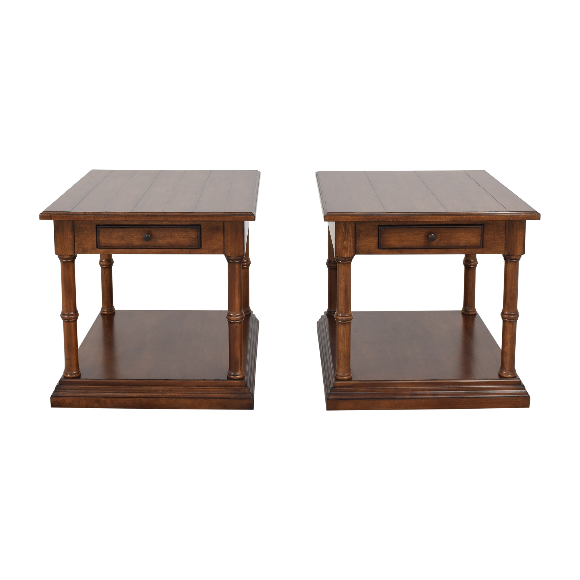 buy Thomasville Two Tier End Tables Thomasville