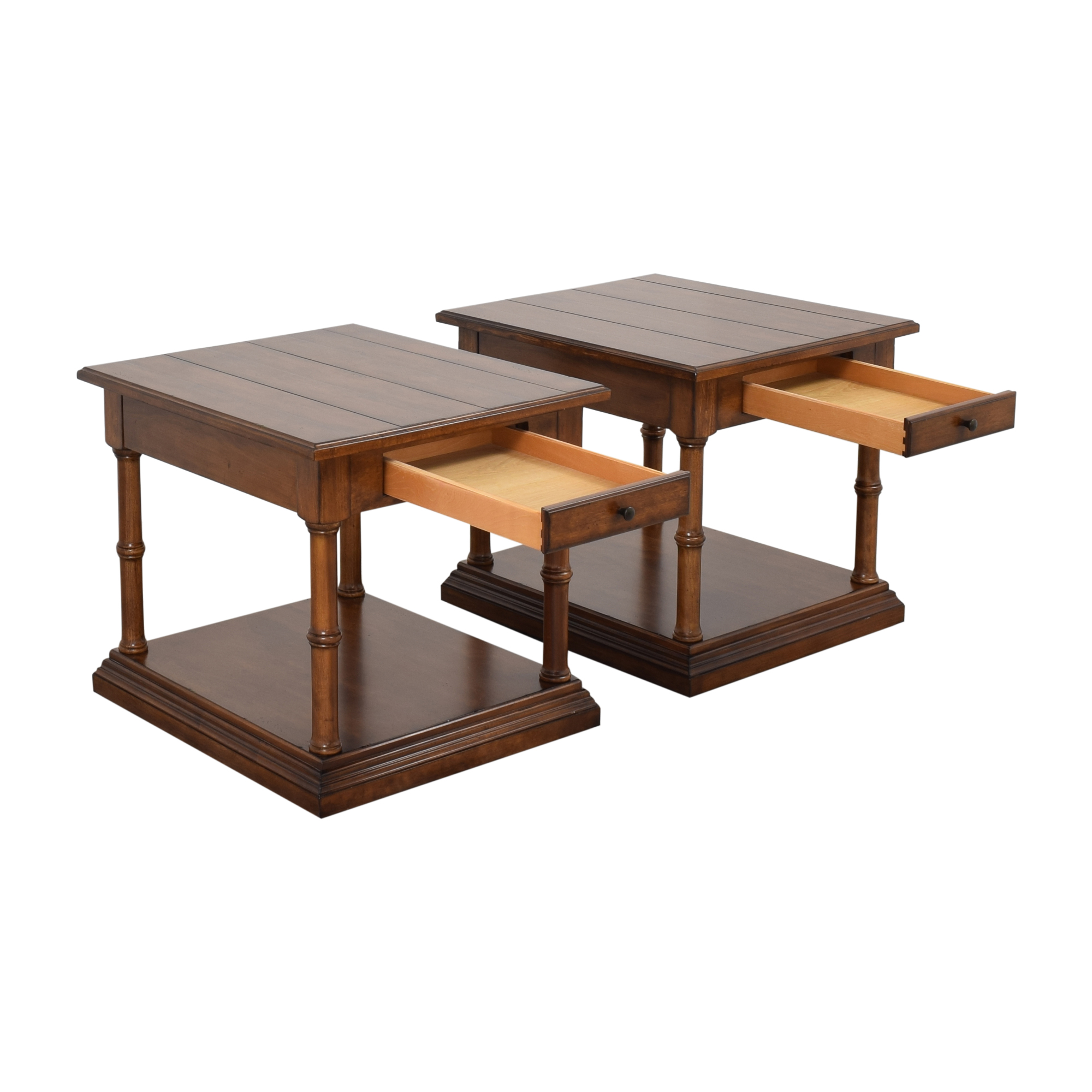 Thomasville Thomasville Two Tier End Tables on sale