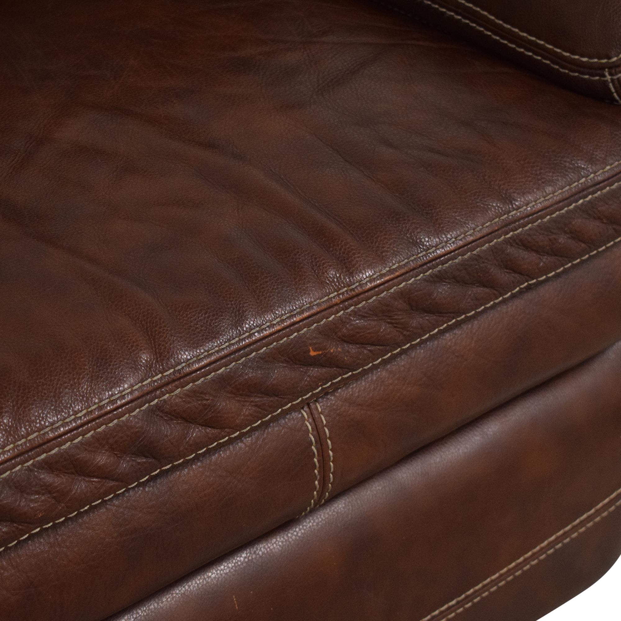La-Z-Boy Leather Recliner Chair sale