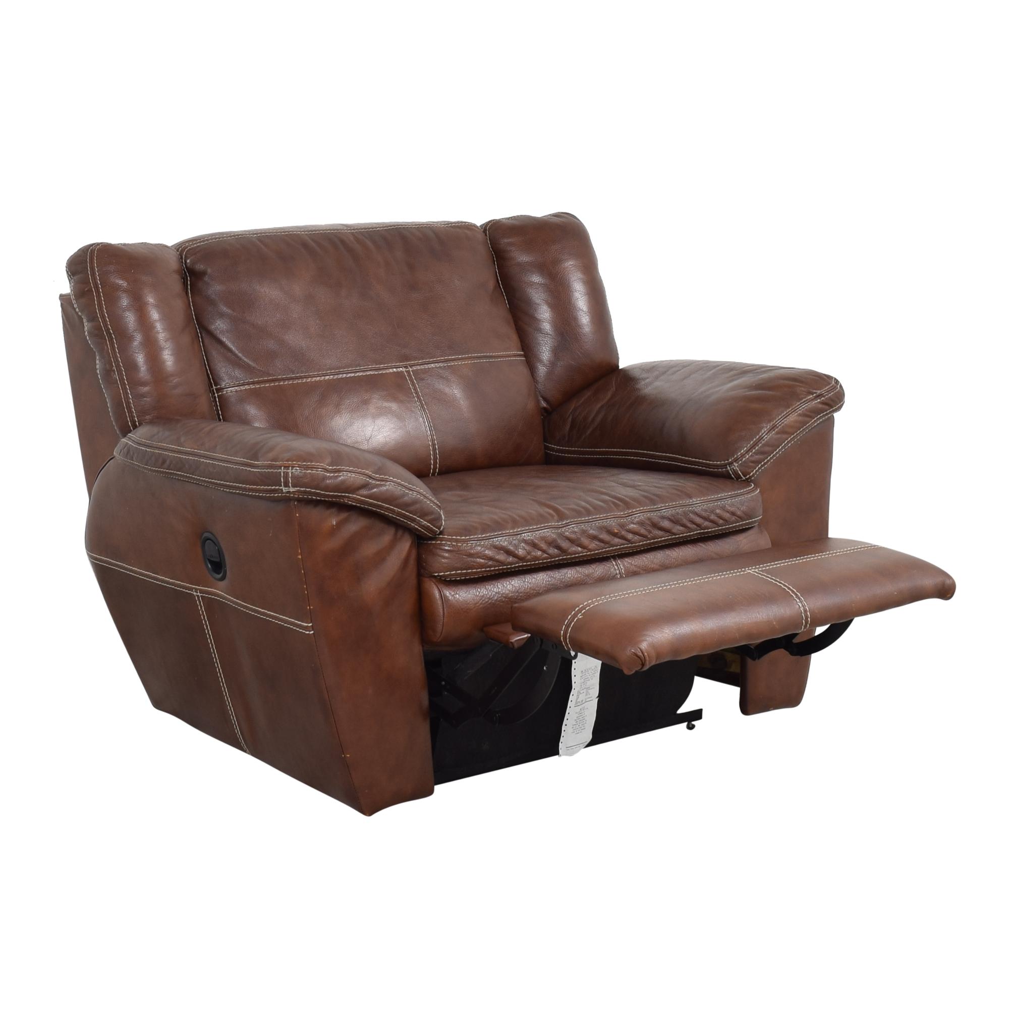 La-Z-Boy La-Z-Boy Leather Recliner Chair price