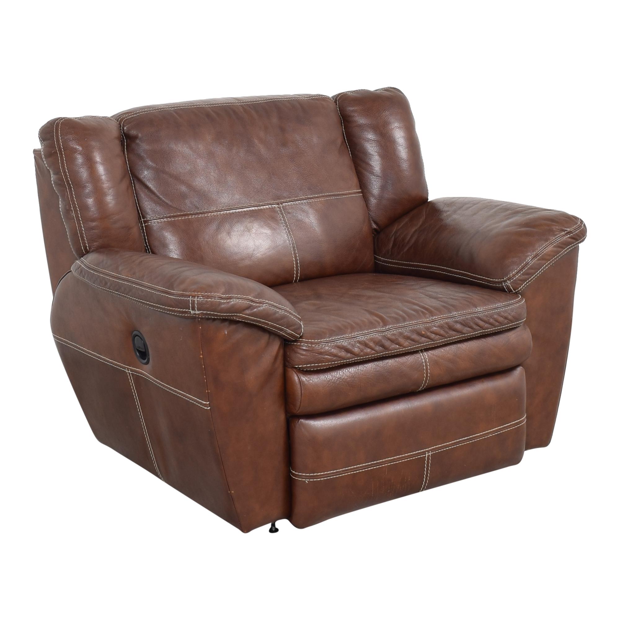 buy La-Z-Boy Leather Recliner Chair La-Z-Boy Recliners