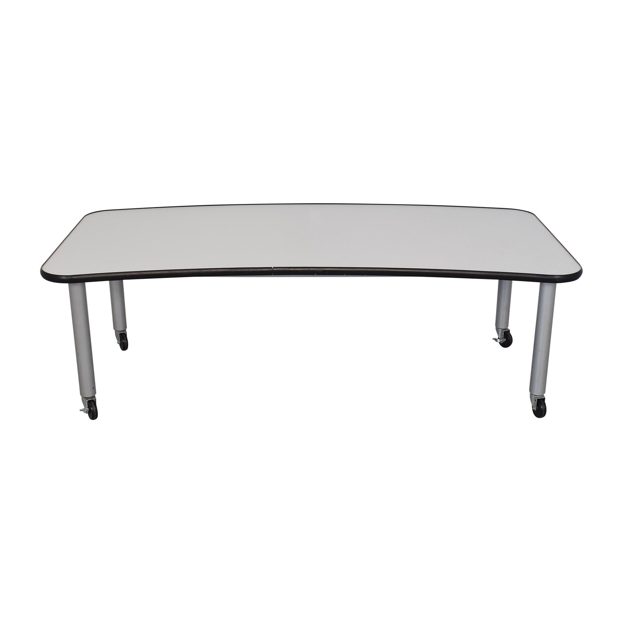 Conference Table with Wheels second hand