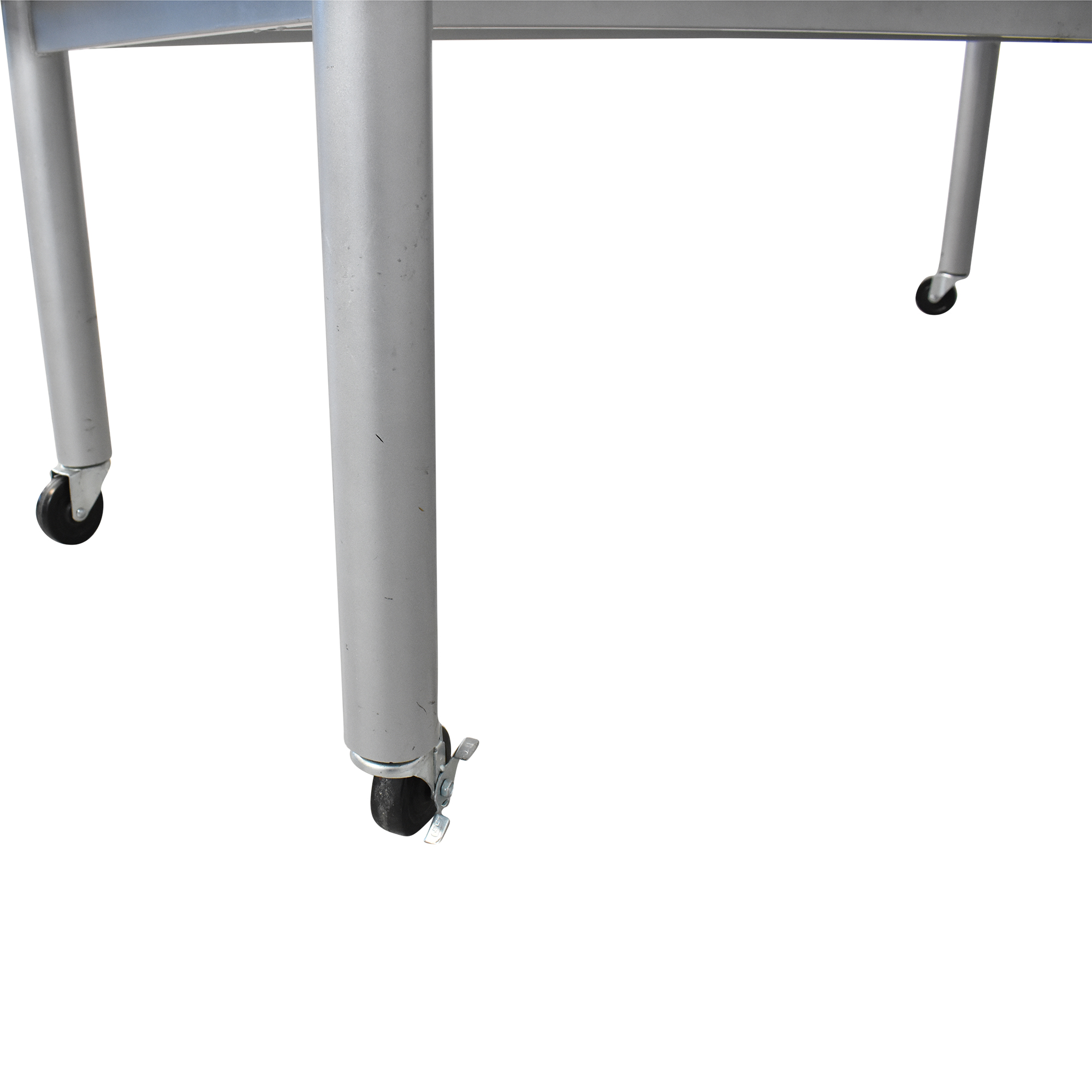Conference Table with Wheels on sale