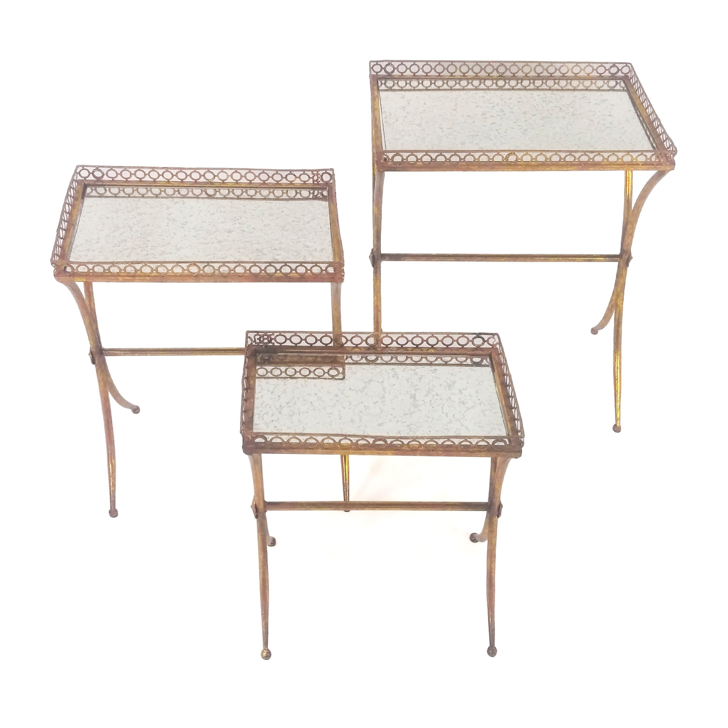 Joss and Main Joss and Main Stackable Tables on sale
