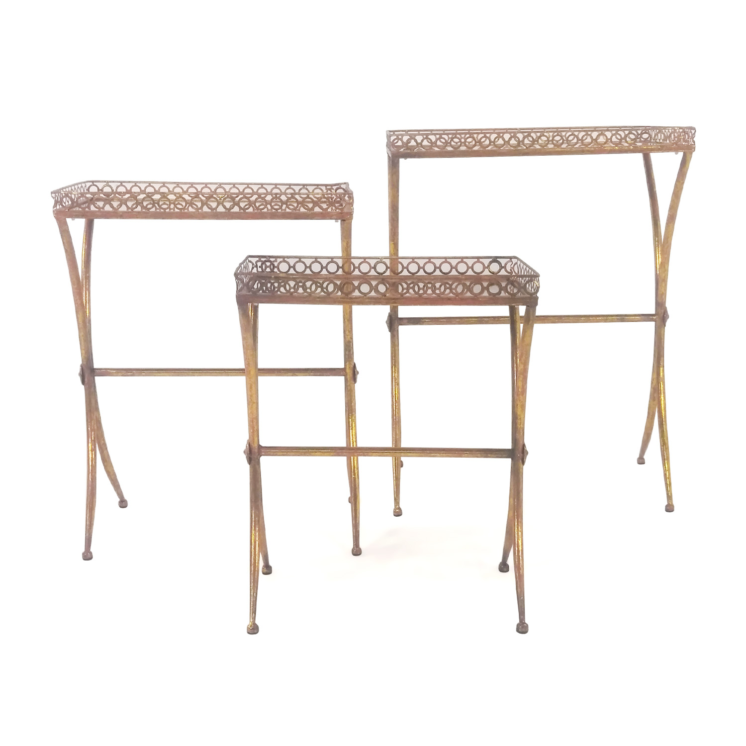Joss and Main Joss and Main Stackable Tables End Tables