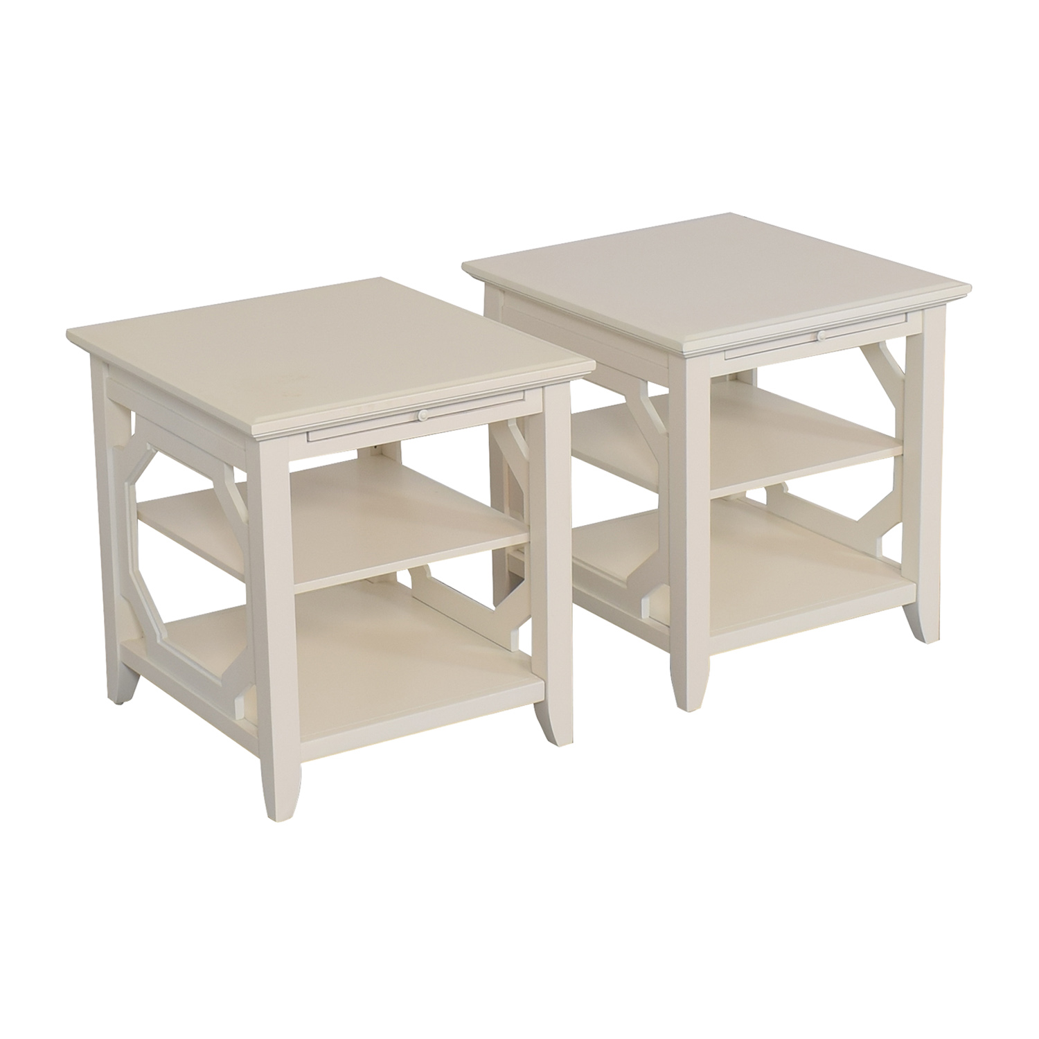 Raymour & Flanigan Raymour & Flanigan End Tables second hand