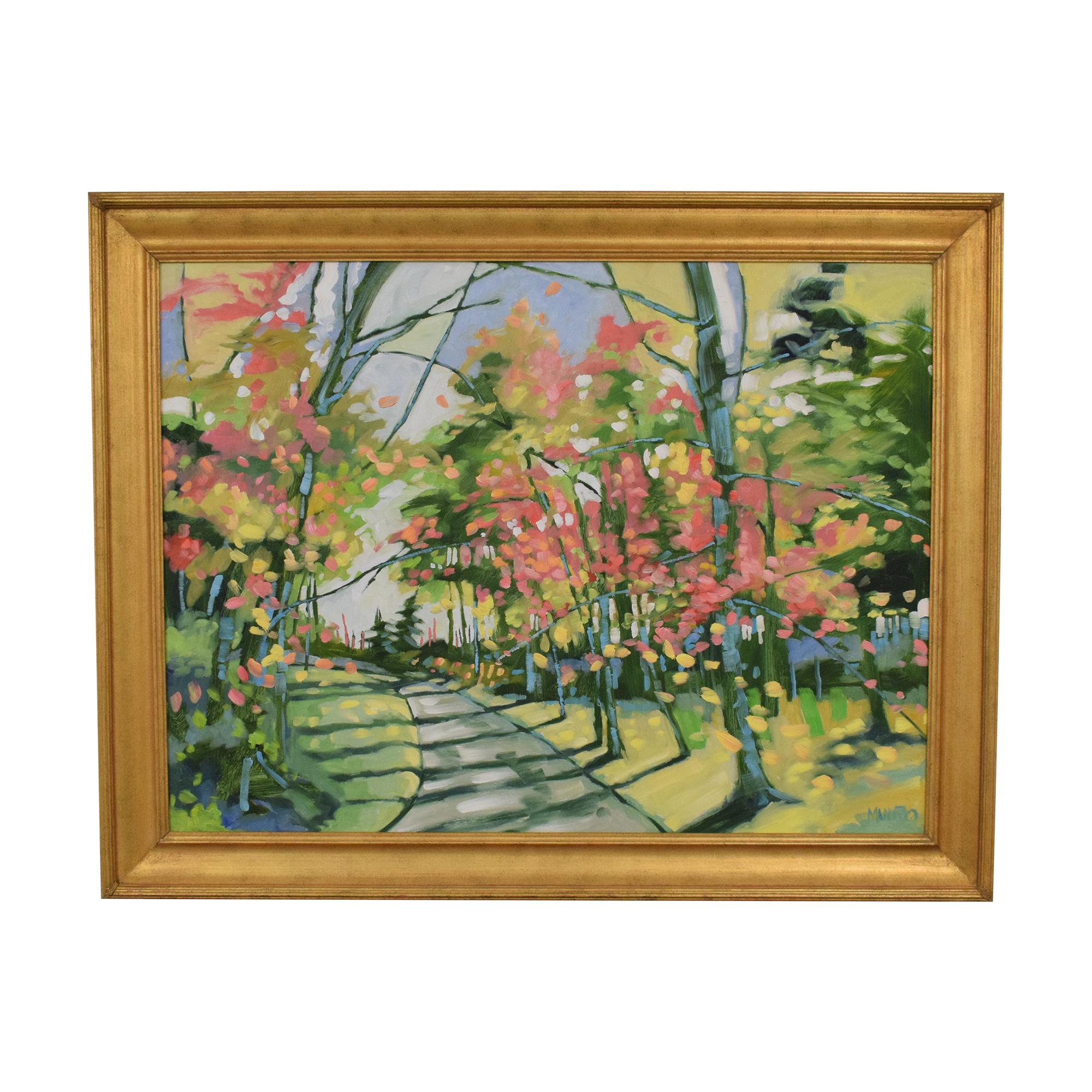 shop Framed Landscape Wall Art  Decor