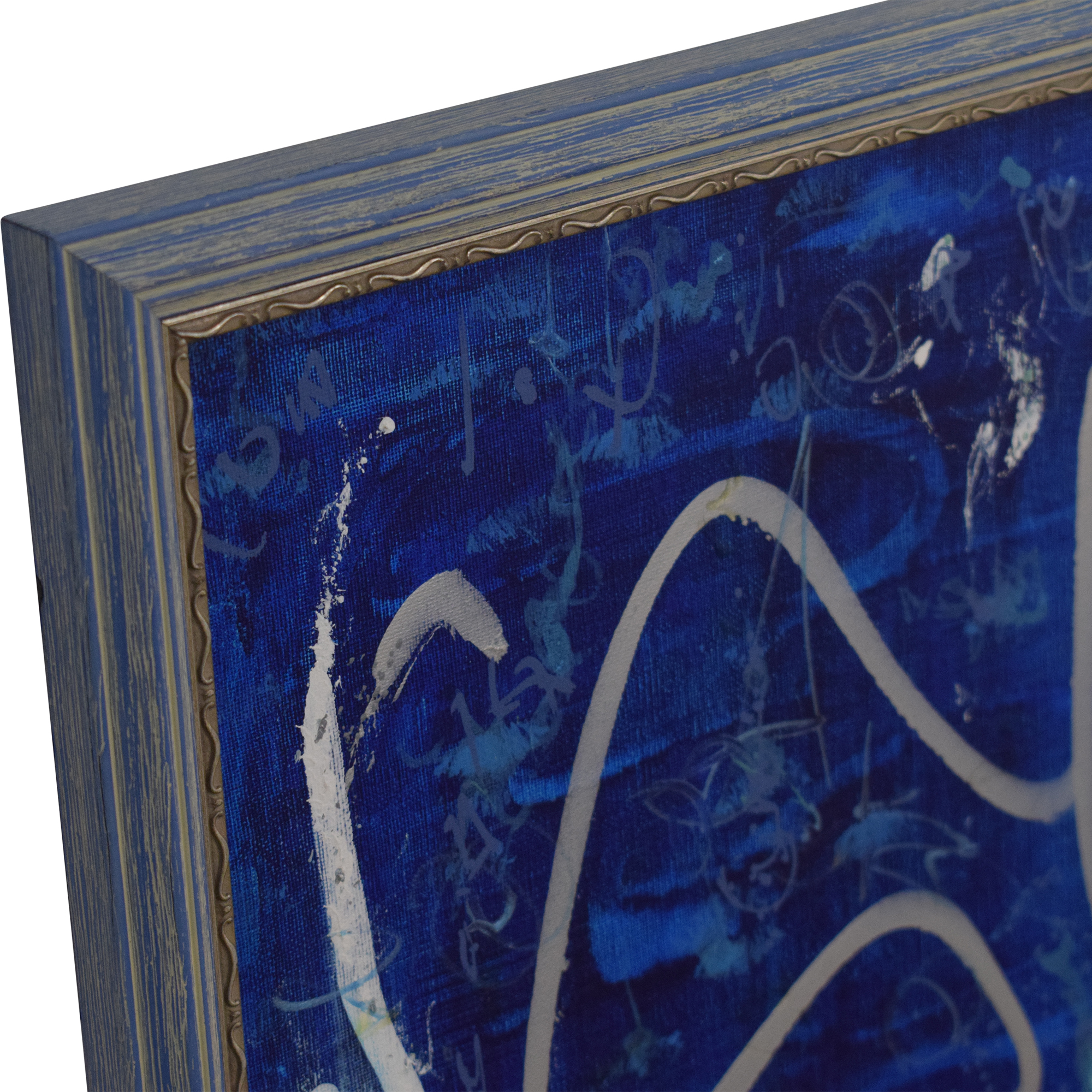 Abstract Framed Wall Art dimensions