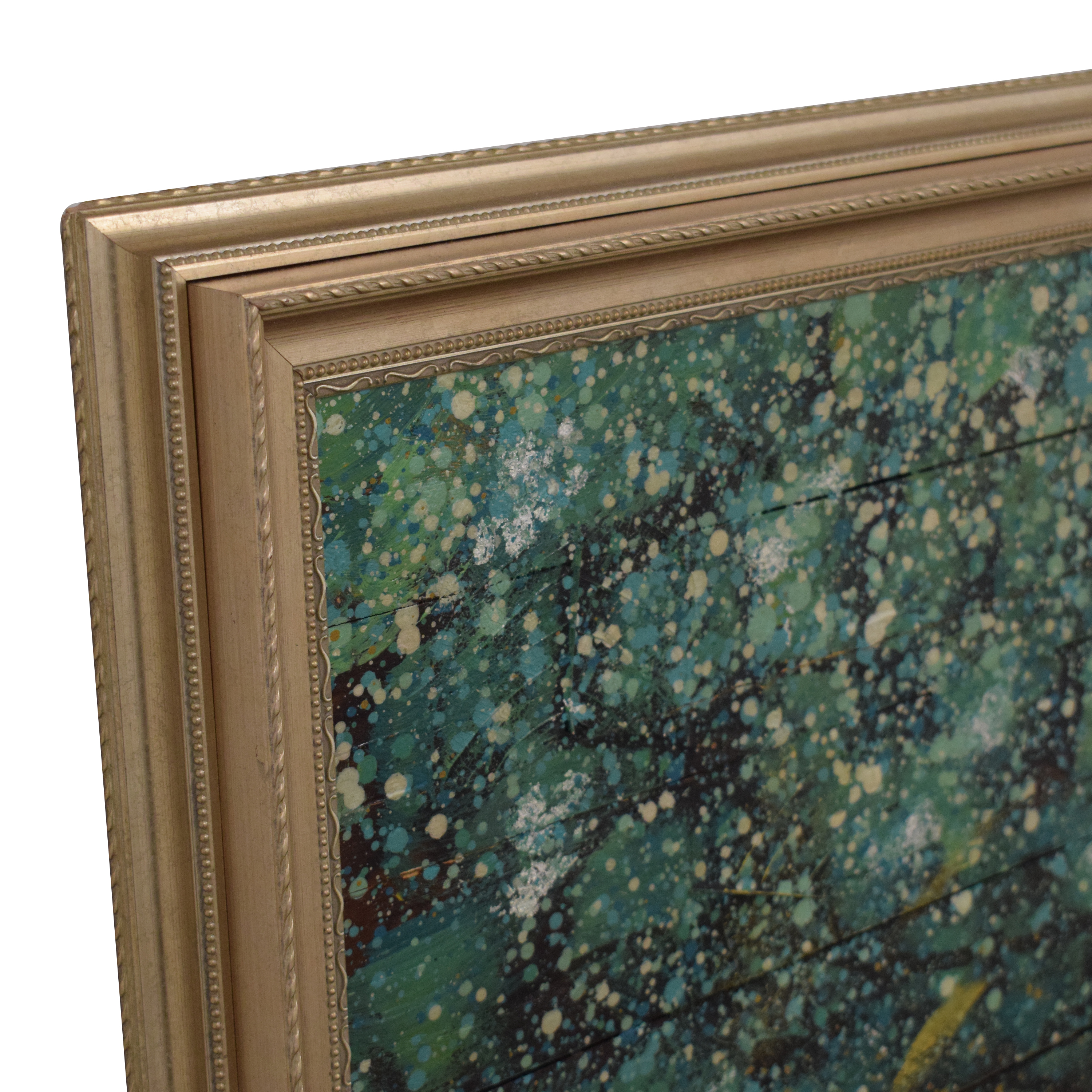Framed Tree Wall Art / Decor