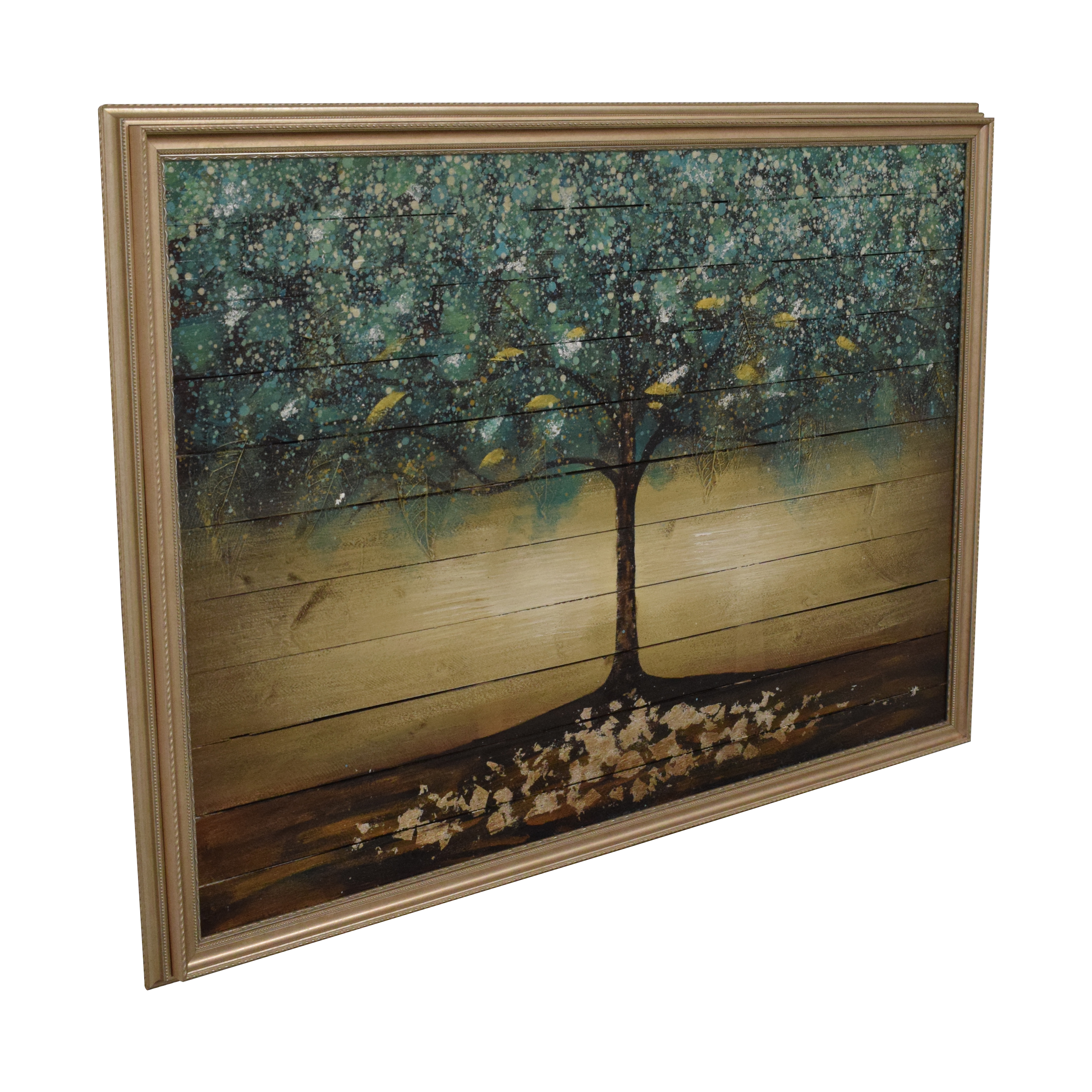 Bed Bath & Beyond Framed Tree Wall Art discount