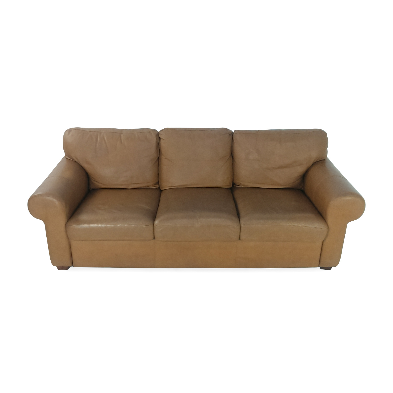 buy Crate and Barrel Leather Couch Crate and Barrel Classic Sofas