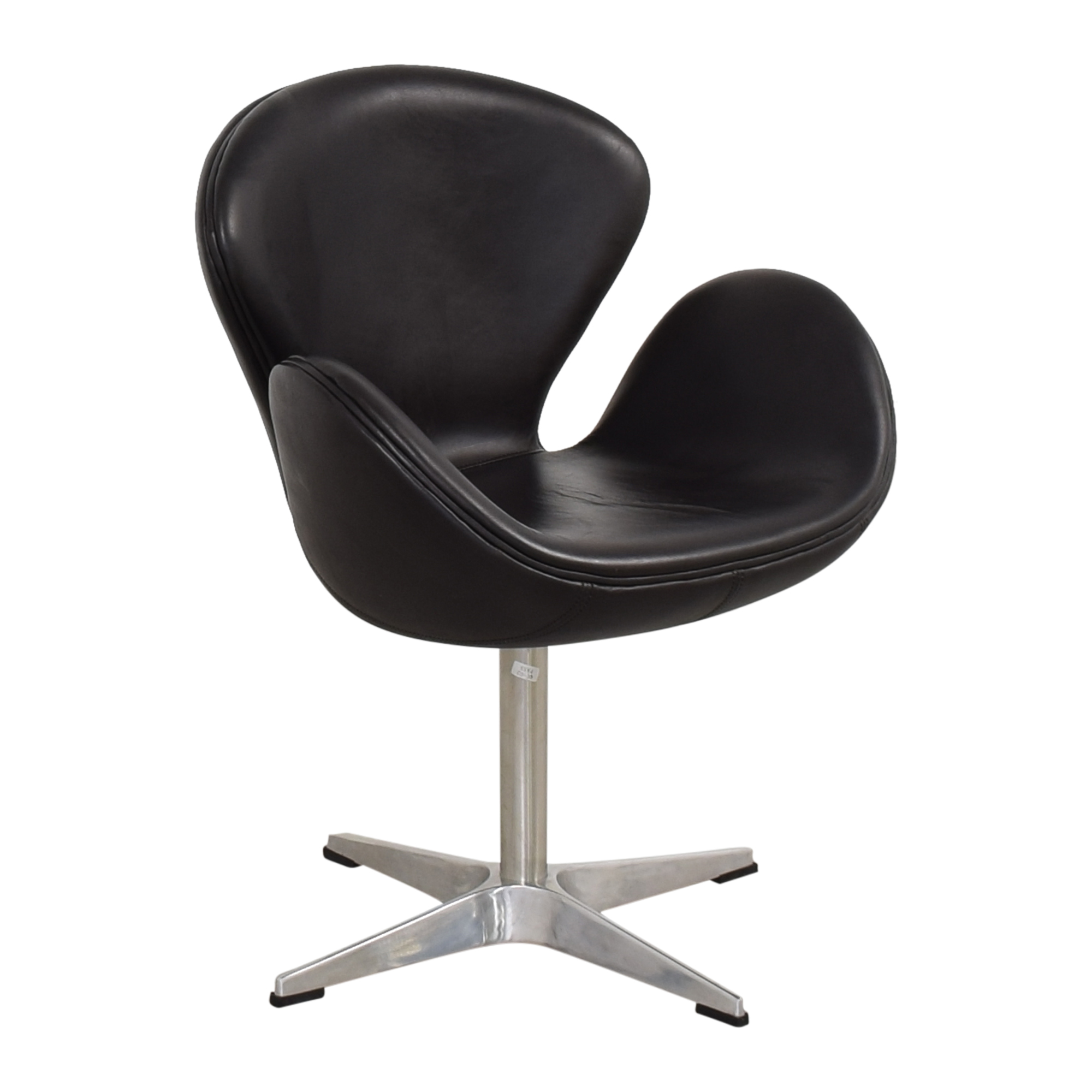 ABC Carpet & Home Jacobsen-Style Swan Chair ABC Carpet & Home