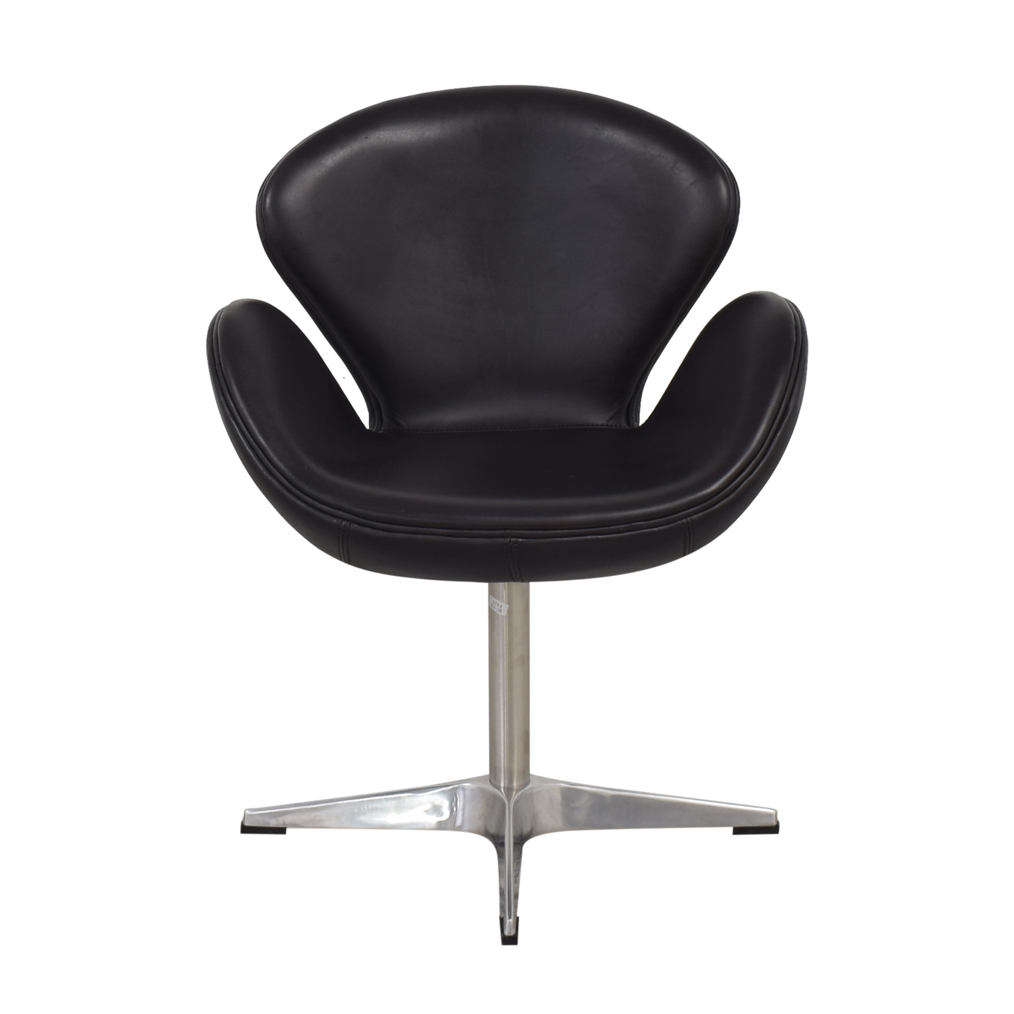 ABC Carpet & Home Jacobsen-Style Swan Chair sale