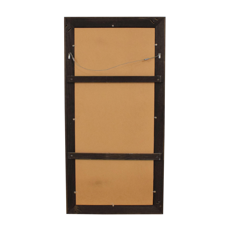 buy Design Within Reach Design Within Reach Framed Mirror online