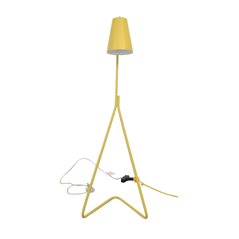 shop Crate & Barrel Crate & Barrel Mick Floor Lamp online