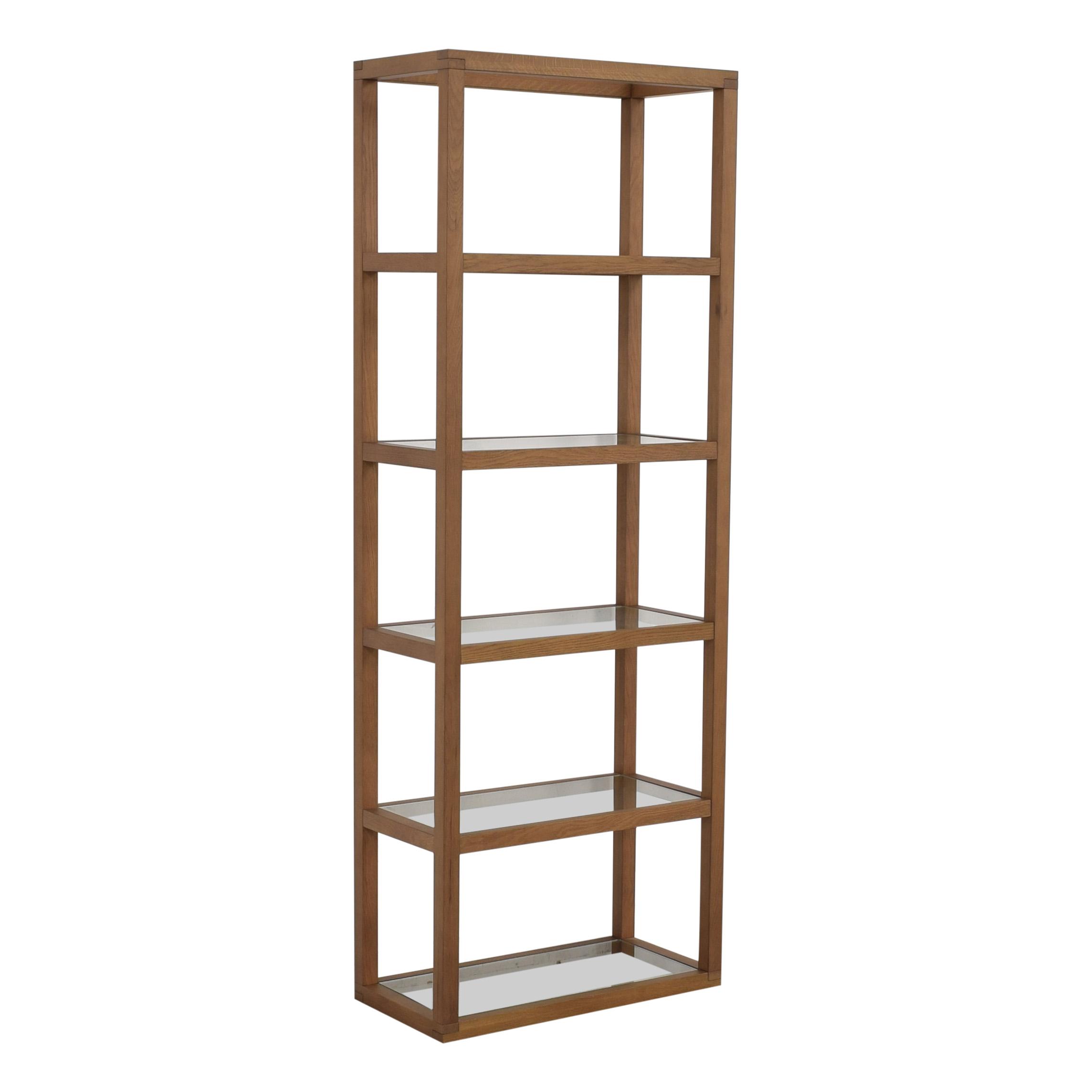 Crate & Barrel Crate & Barrel Anderson Bookcase ct