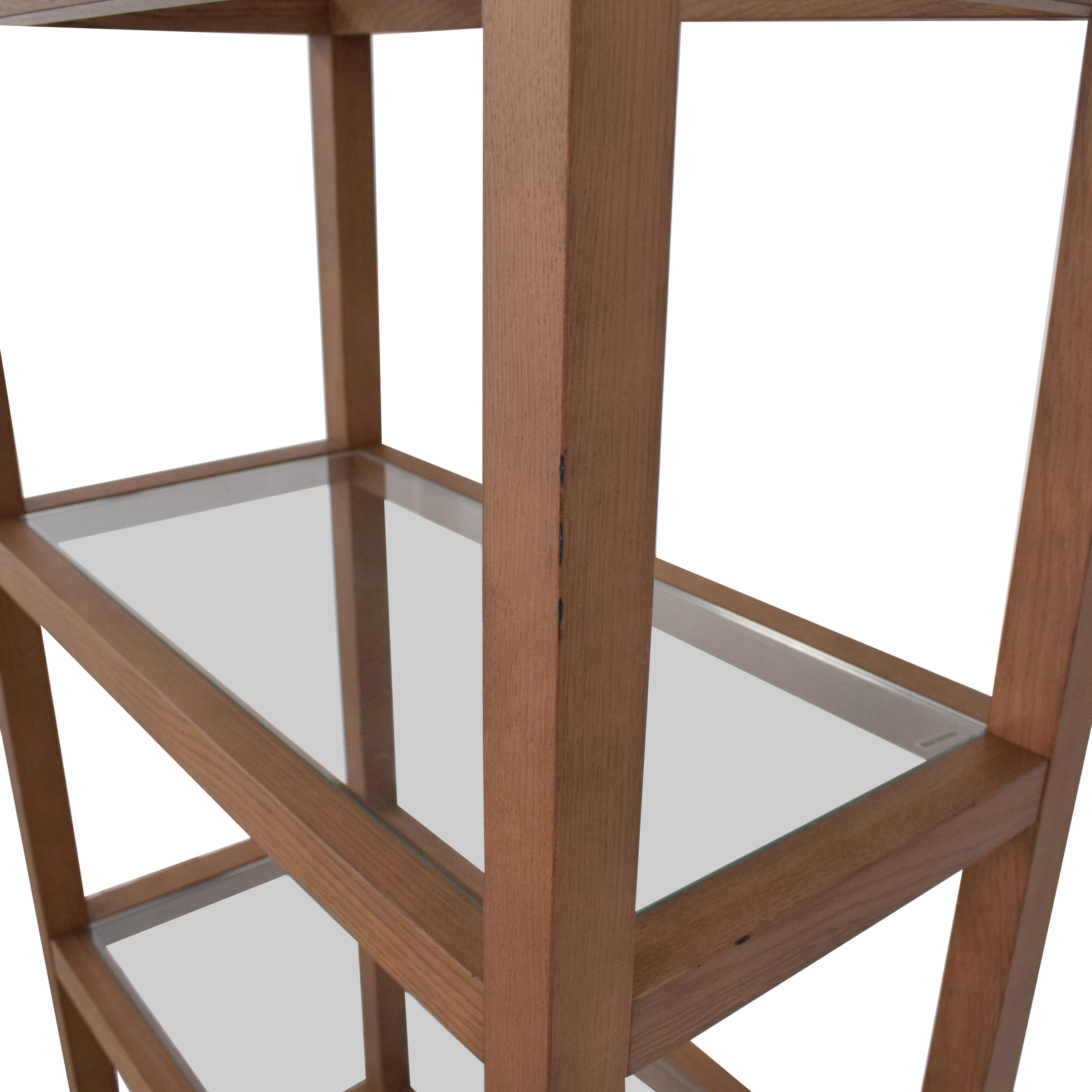 Crate & Barrel Crate & Barrel Anderson Bookcase for sale