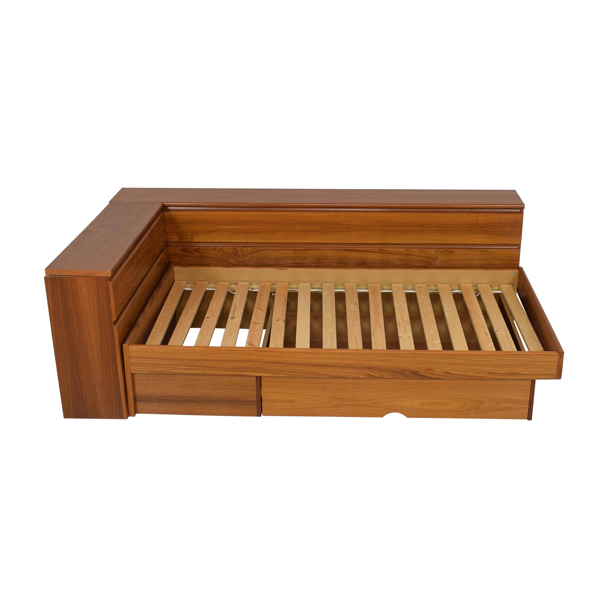 buy Scandinavian Designs Platform Storage Bed Scandinavian Designs