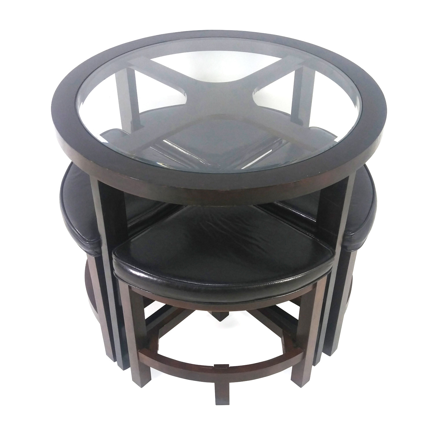 Amazon Circular Dinette with 4 chairs coupon