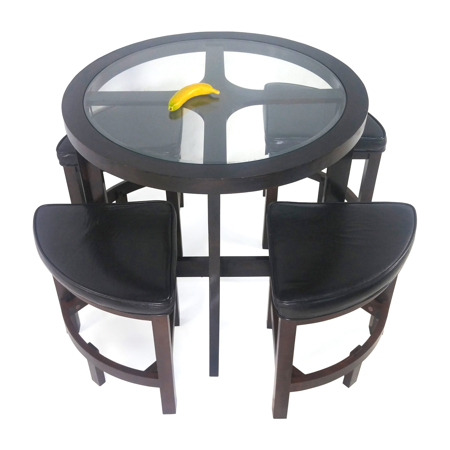 Tables Chairs For Sale: Amazon Circular Dinette With 4 Chairs / Tables